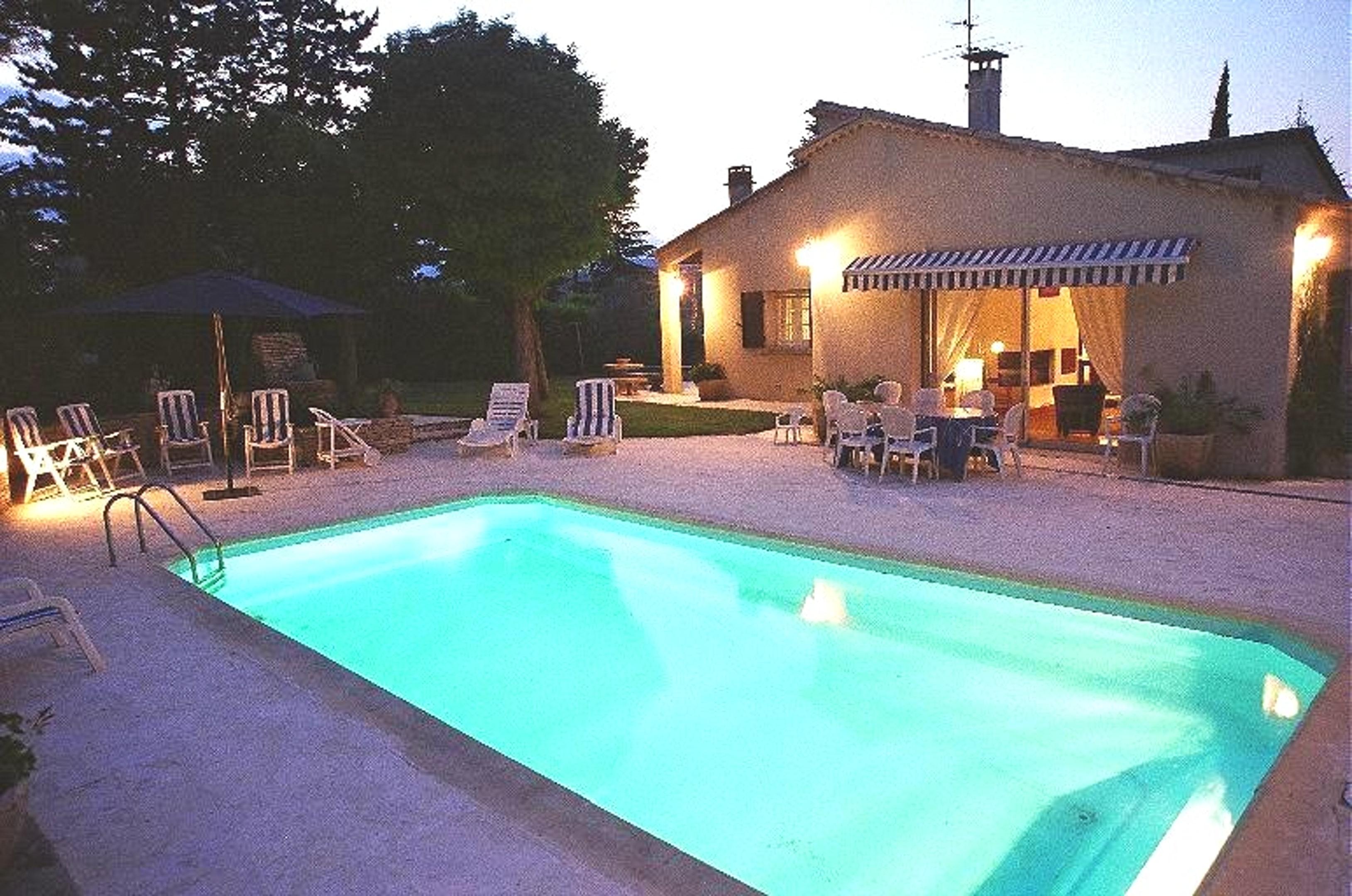 Holiday house Villa mit 3 Schlafzimmern in Céreste mit privatem Pool, eingezäuntem Garten und W-LAN - 50 (2519182), Céreste, Vaucluse, Provence - Alps - Côte d'Azur, France, picture 4