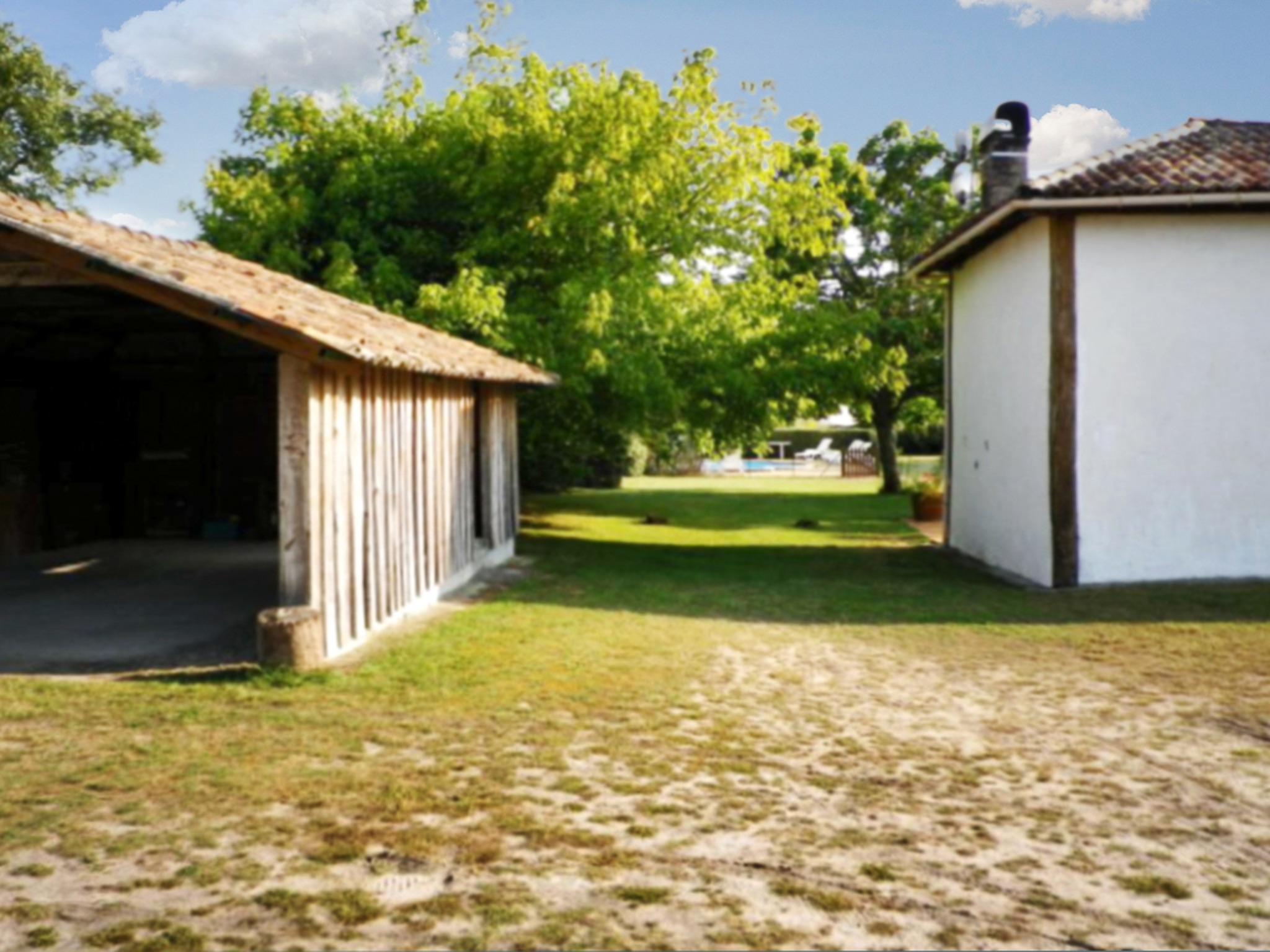 Ferienhaus Villa mit 4 Zimmern in Trensacq mit privatem Pool und möbliertem Garten - 45 km vom Strand (2202366), Trensacq, Landes, Aquitanien, Frankreich, Bild 22