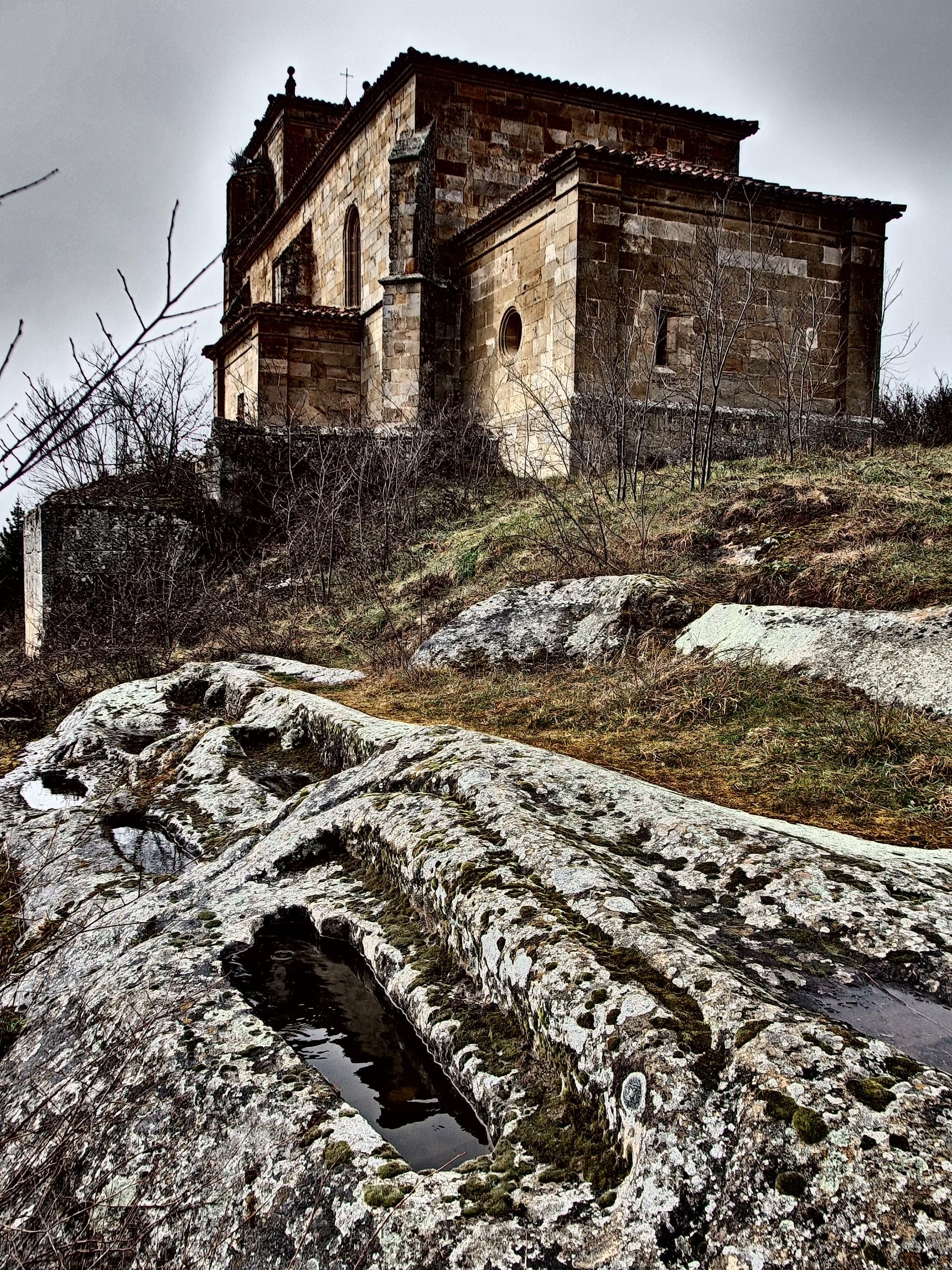 Ferienhaus Haus mit 5 Zimmern in Fuenteodra mit toller Aussicht auf die Berge, eingezäuntem Garten un (2211142), Fuenteodra, Burgos, Kastilien-León, Spanien, Bild 75
