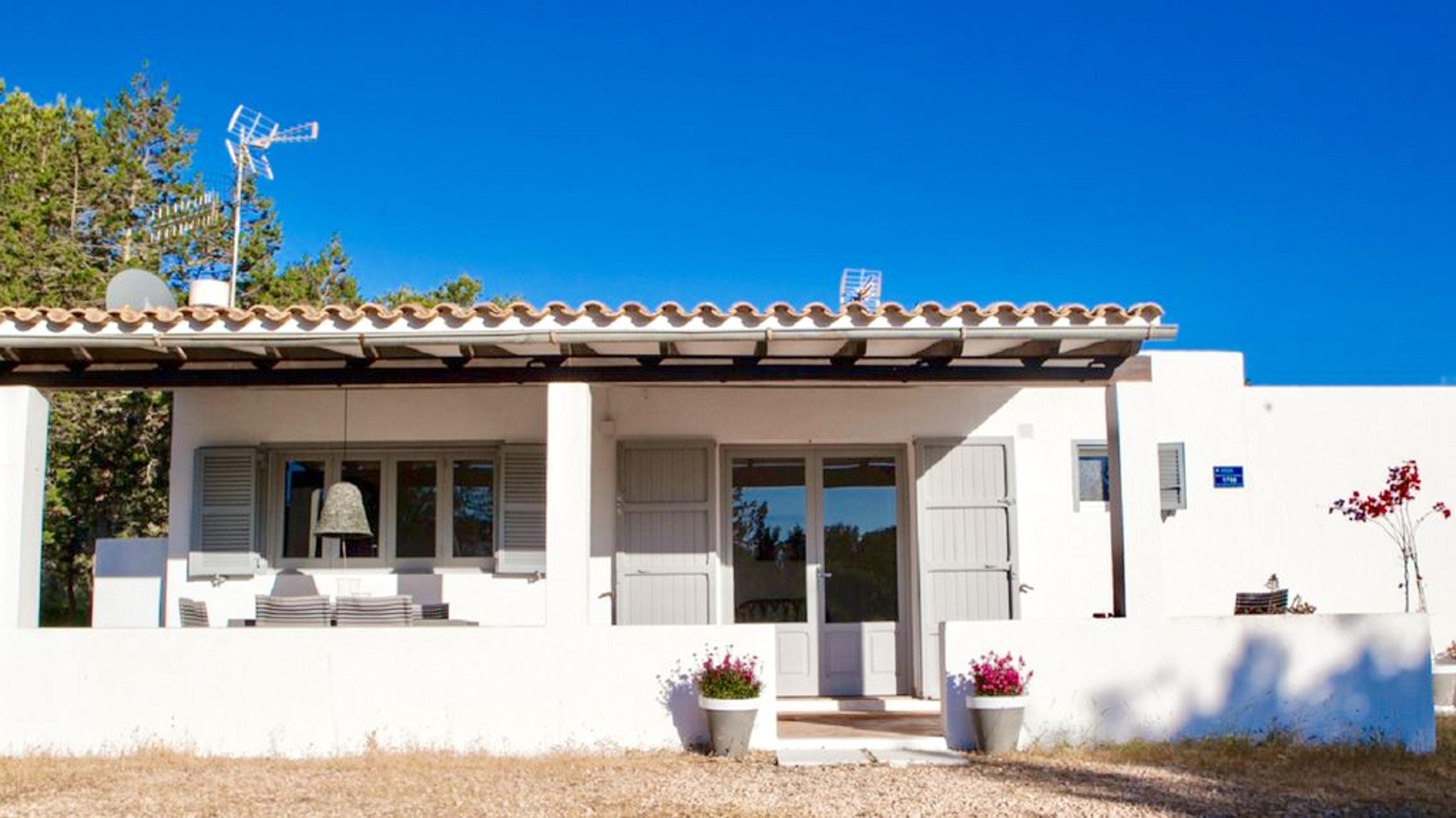 Maison de vacances Haus mit 3 Schlafzimmern in Formentera mit eingezäuntem Garten und W-LAN - 5 km vom Strand (2620580), San Francisco Javier, Formentera, Iles Baléares, Espagne, image 10