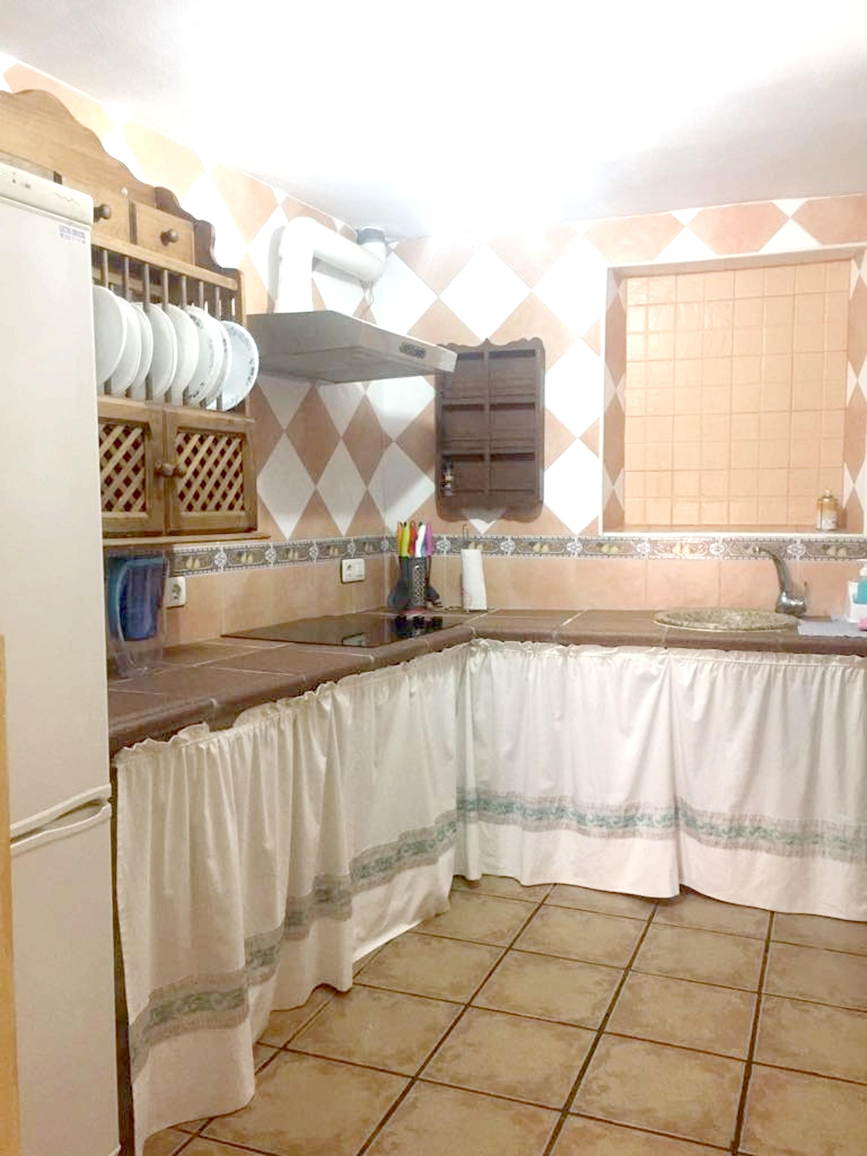 Ferienhaus Villa mit einem Schlafzimmer in Torrox mit herrlichem Meerblick, privatem Pool, Terrasse - (2519299), Torrox, Costa del Sol, Andalusien, Spanien, Bild 11