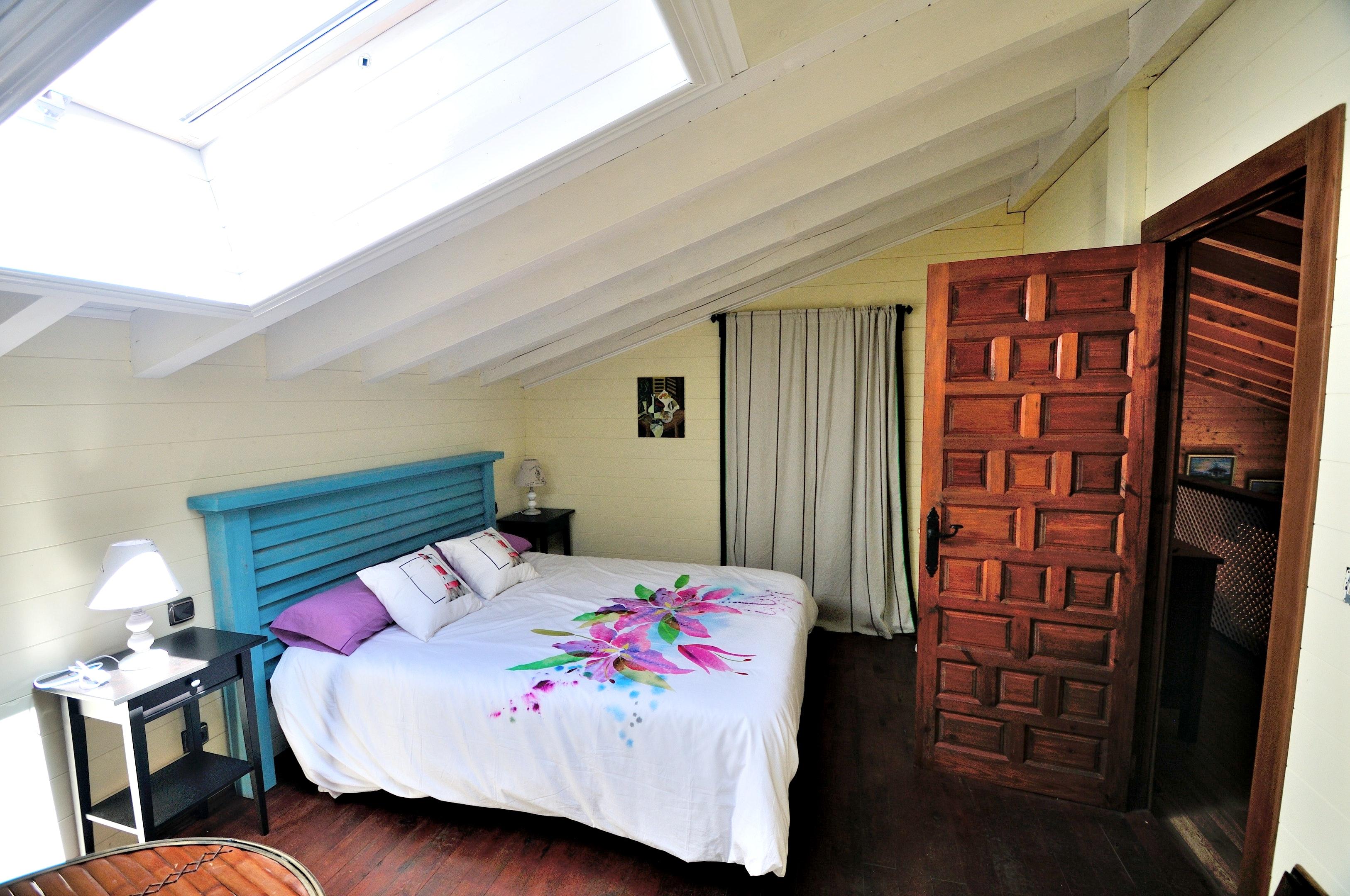 Ferienhaus Haus mit 3 Schlafzimmern in Albuerne mit eingezäuntem Garten - 6 km vom Strand entfernt (2208400), Albuerne, Costa Verde (ES), Asturien, Spanien, Bild 3