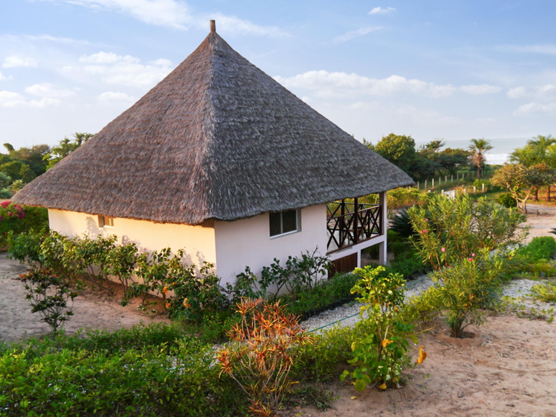 Haus mit 2 Schlafzimmern in Ziguinchor mit herrlic Ferienhaus in Afrika