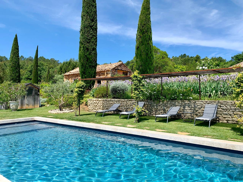 Holiday house Haus mit 2 Schlafzimmern in Roussillon mit Pool, eingezäuntem Garten und W-LAN (2818064), Roussillon, Vaucluse, Provence - Alps - Côte d'Azur, France, picture 23