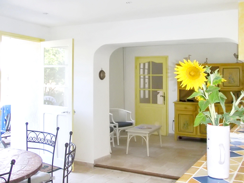Holiday house Haus mit 4 Schlafzimmern in La Verdière mit toller Aussicht auf die Berge, privatem Pool,  (2201749), La Verdière, Var, Provence - Alps - Côte d'Azur, France, picture 12