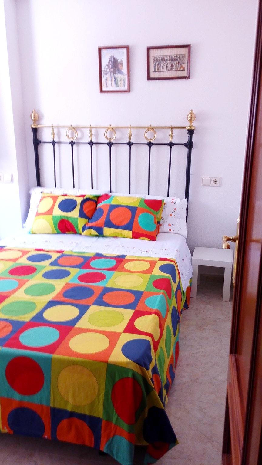 Ferienwohnung Wohnung mit 4 Schlafzimmern in Aldea Real mit Terrasse (2202151), Aldea Real, Segovia, Kastilien-León, Spanien, Bild 6