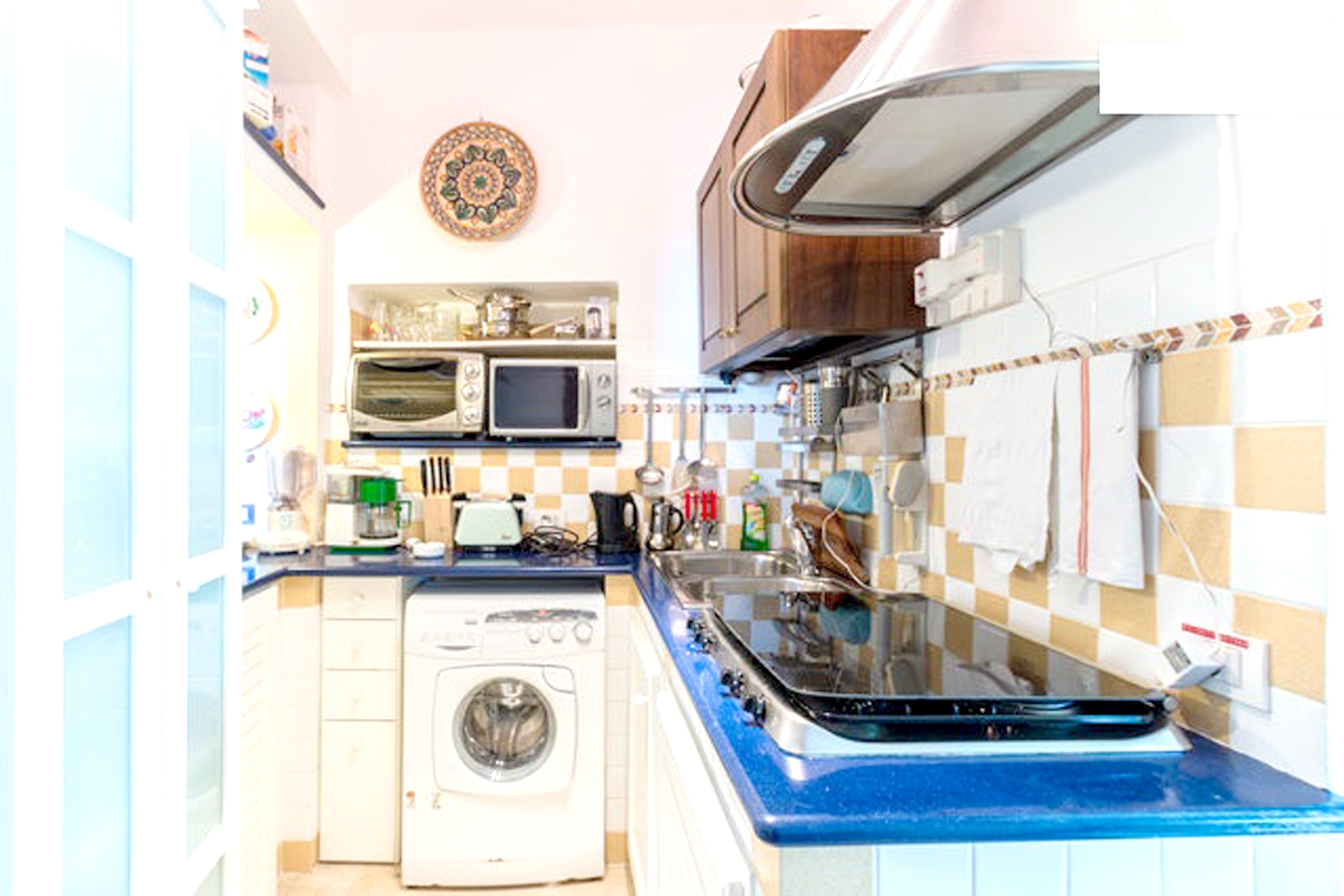 Appartement de vacances Studio in Modica mit Pool, möblierter Terrasse und W-LAN - 20 km vom Strand entfernt (2235006), Modica, Ragusa, Sicile, Italie, image 13