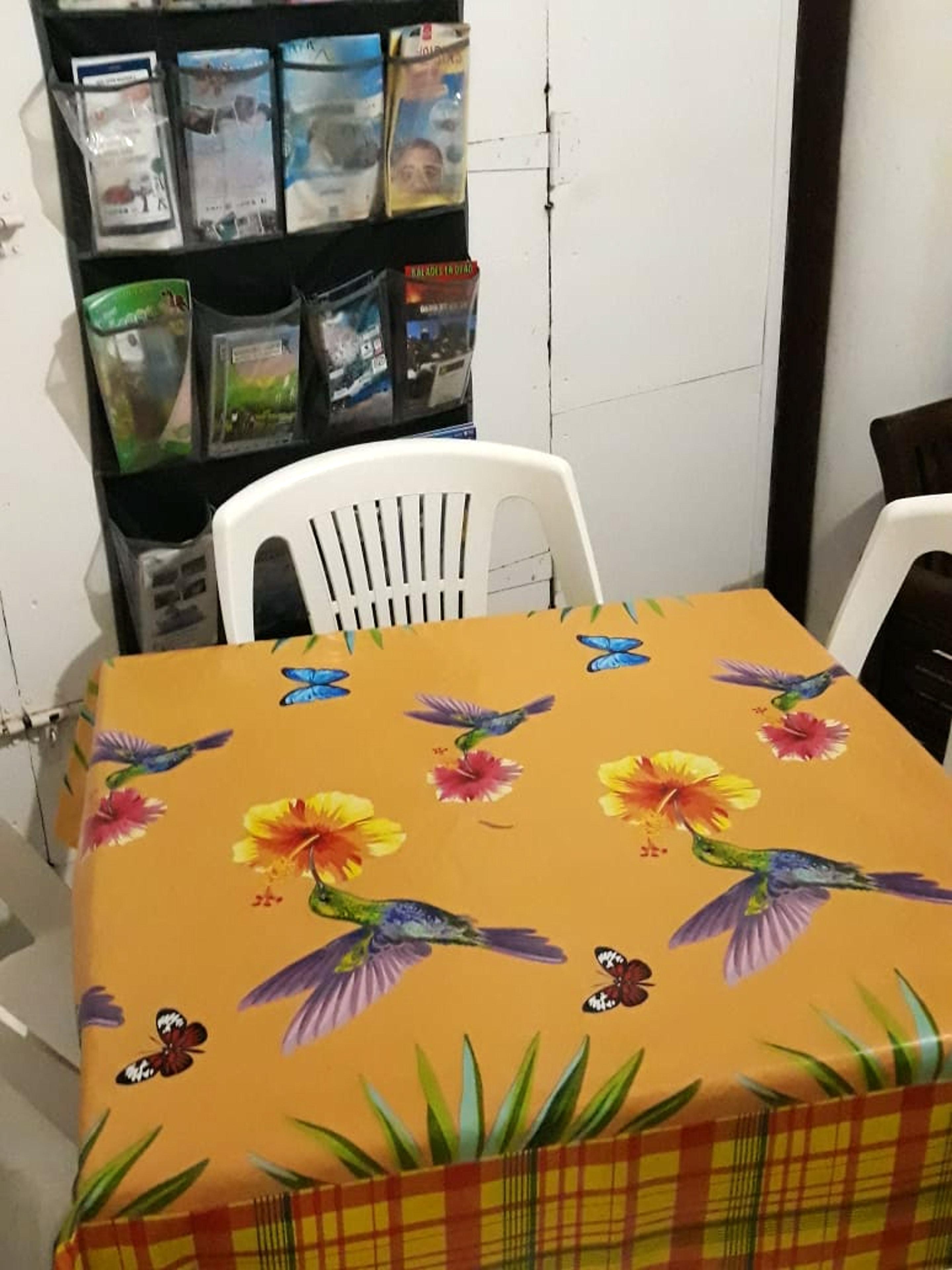 Studio in Le Moule mit herrlichem Meerblick und W- Ferienwohnung in Guadeloupe