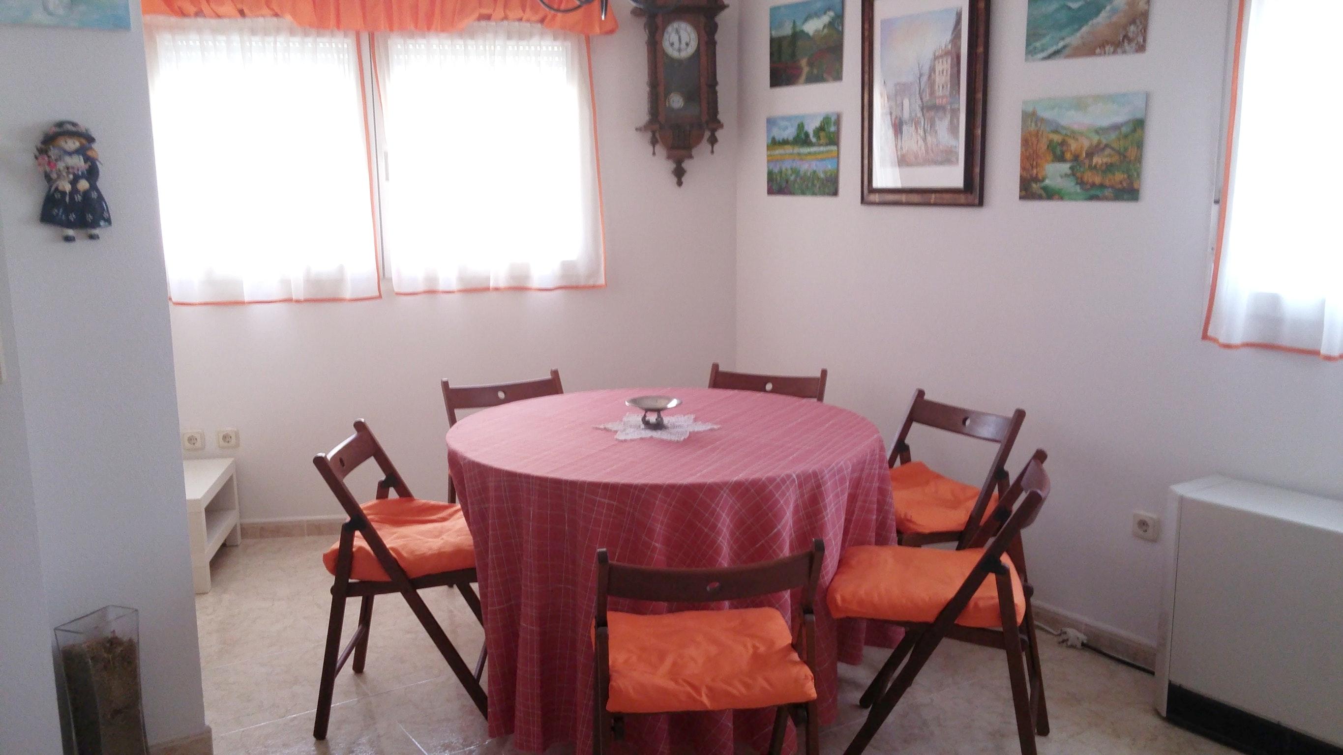 Ferienwohnung Wohnung mit 4 Schlafzimmern in Aldea Real mit Terrasse (2202151), Aldea Real, Segovia, Kastilien-León, Spanien, Bild 2