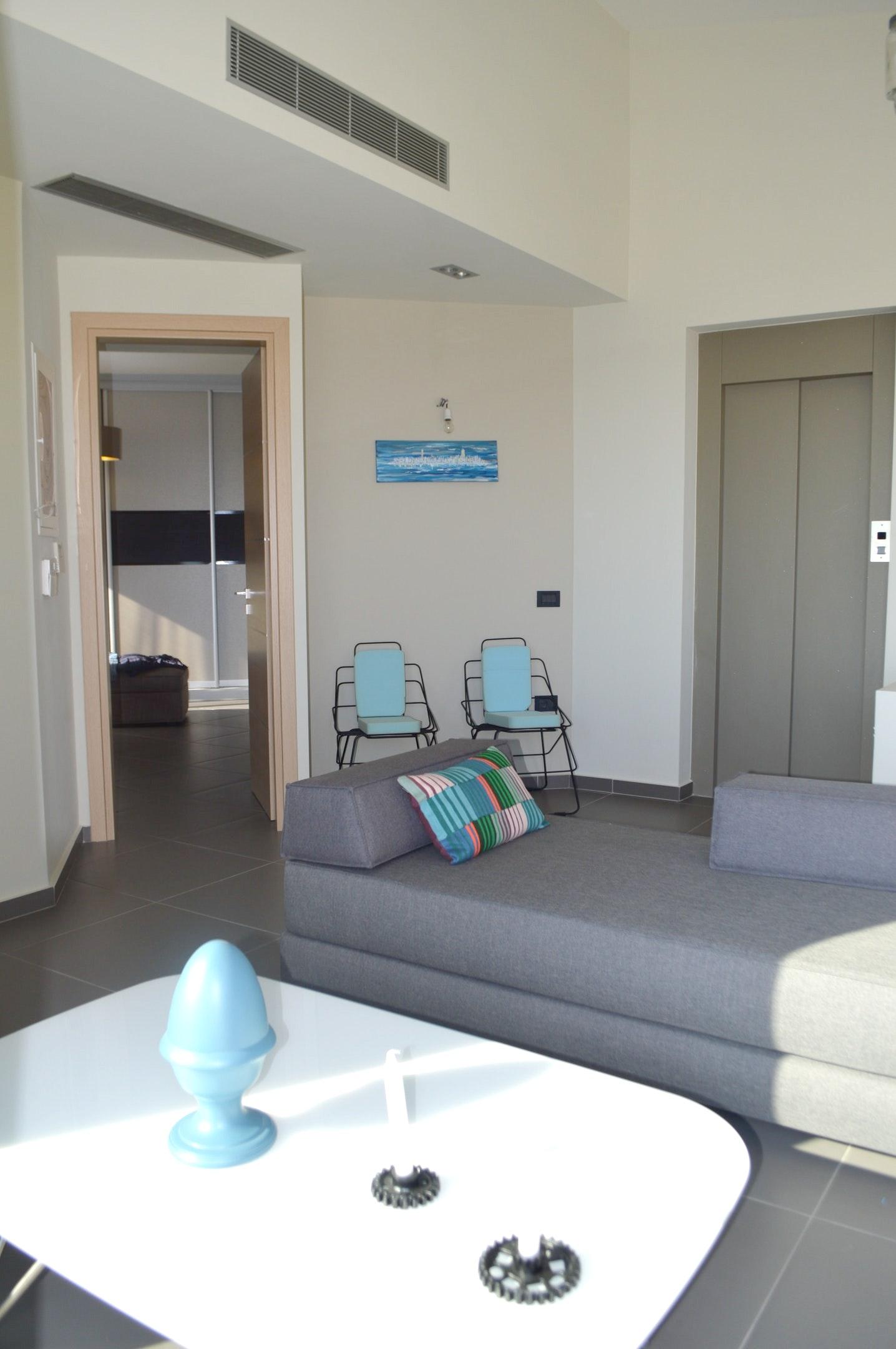 Maison de vacances Villa mit 4 Schlafzimmern in Anavissos mit herrlichem Meerblick, privatem Pool, eingezäunt (2339408), Thimari, , Attique, Grèce, image 9