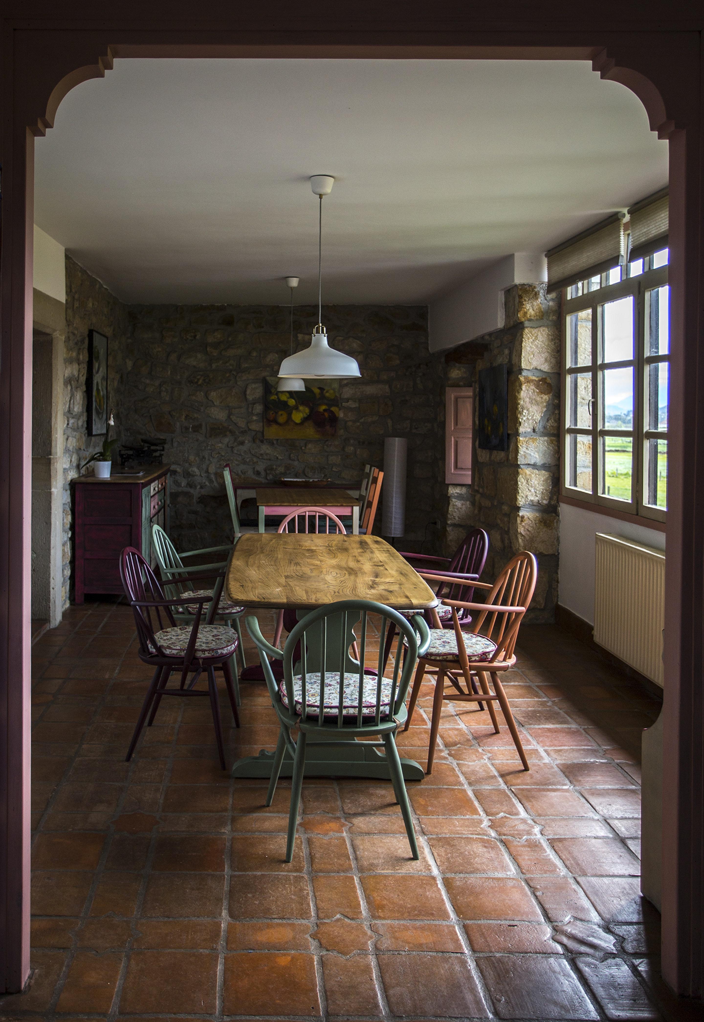 Ferienhaus Haus mit 7 Schlafzimmern in Villaviciosa mit toller Aussicht auf die Berge, eingezäuntem G (2239815), Villaverde, Costa Verde (ES), Asturien, Spanien, Bild 2
