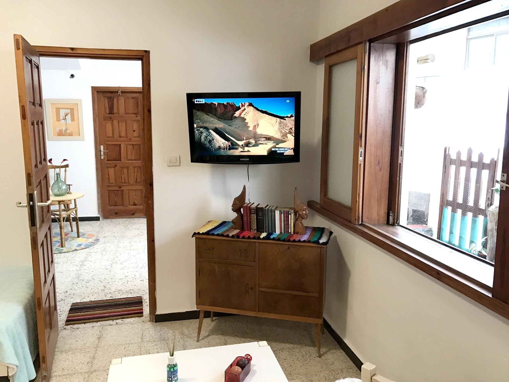 Appartement de vacances Studio in El Médano mit eingezäuntem Garten und W-LAN - 100 m vom Strand entfernt (2399644), El Medano, Ténérife, Iles Canaries, Espagne, image 4