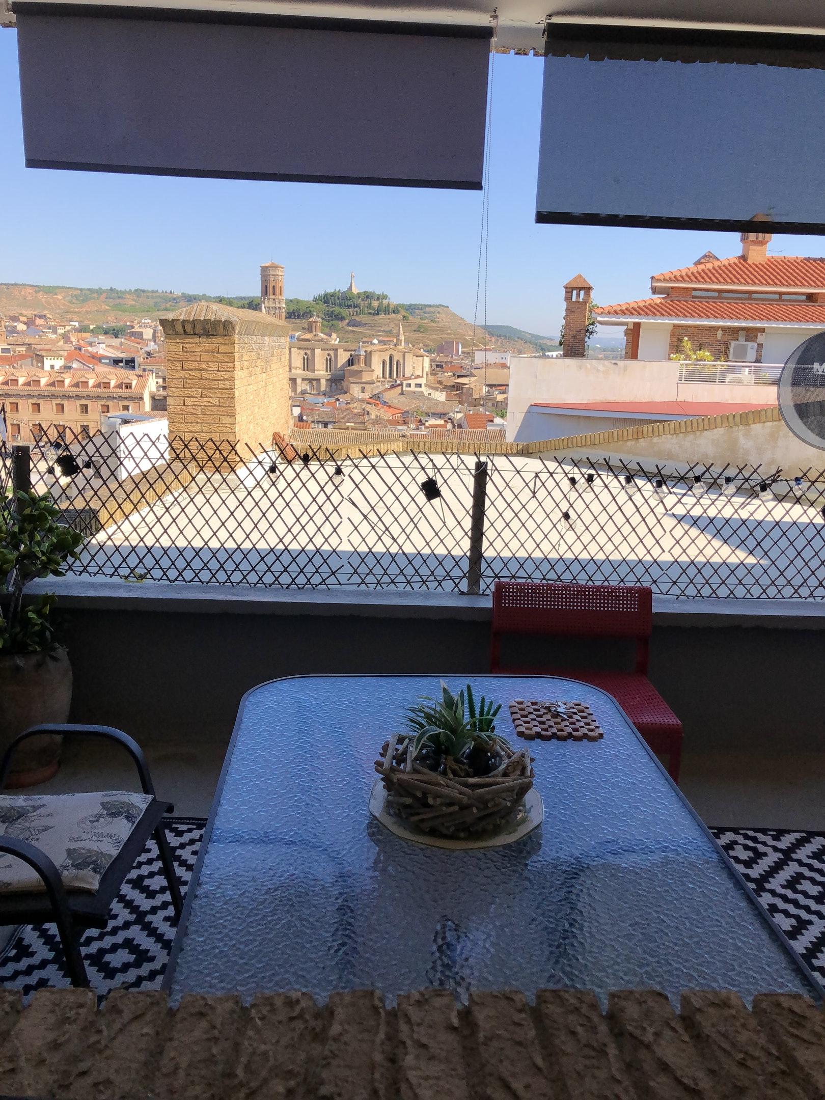 Ferienwohnung Wohnung mit 2 Schlafzimmern in Tudela mit schöner Aussicht auf die Stadt, möblierter Terra (2708241), Tudela, , Navarra, Spanien, Bild 44