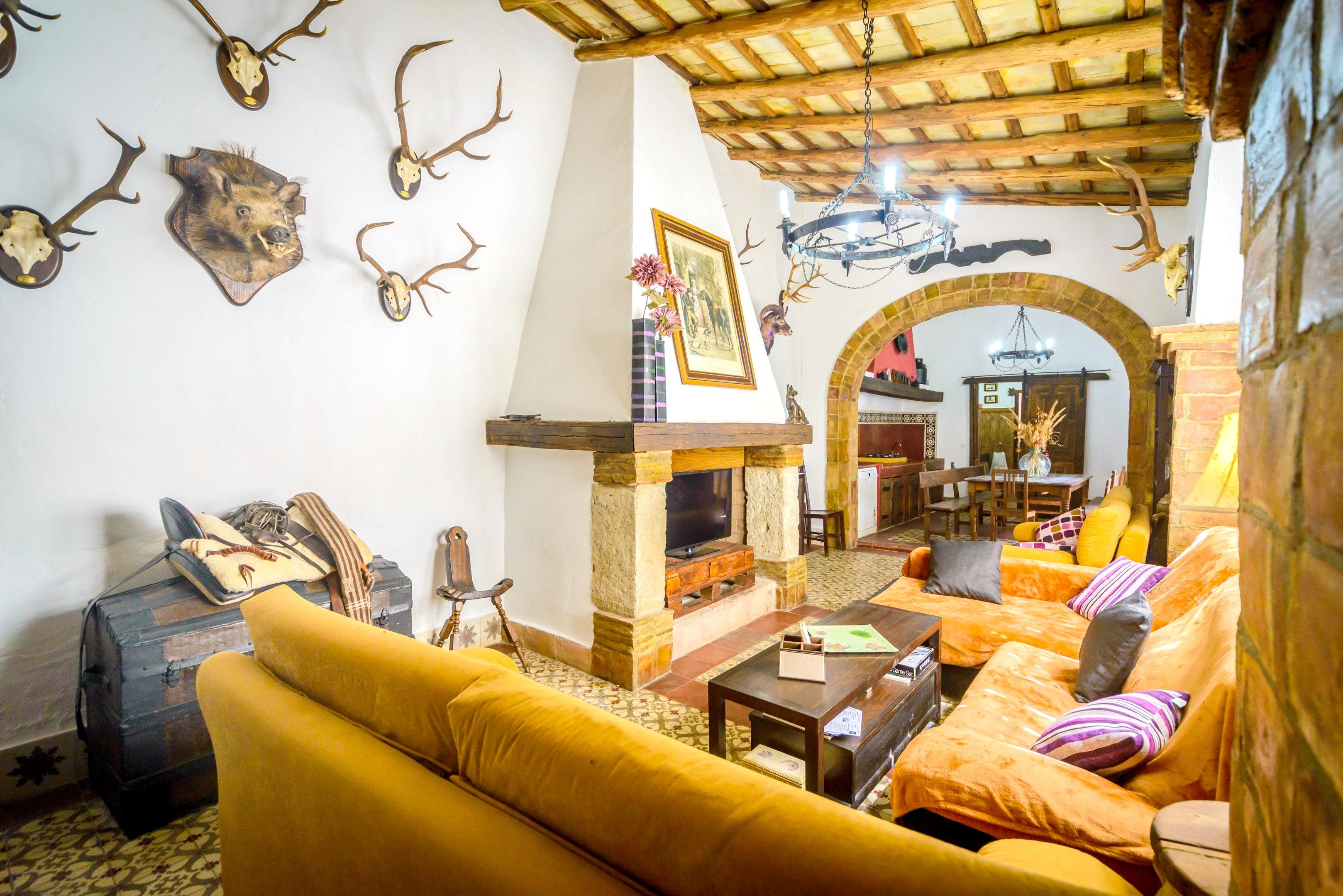 Ferienhaus Villa mit 3 Schlafzimmern in Peñaflor mit privatem Pool, eingezäuntem Garten und W-LAN (2208249), Peñaflor, Sevilla, Andalusien, Spanien, Bild 10