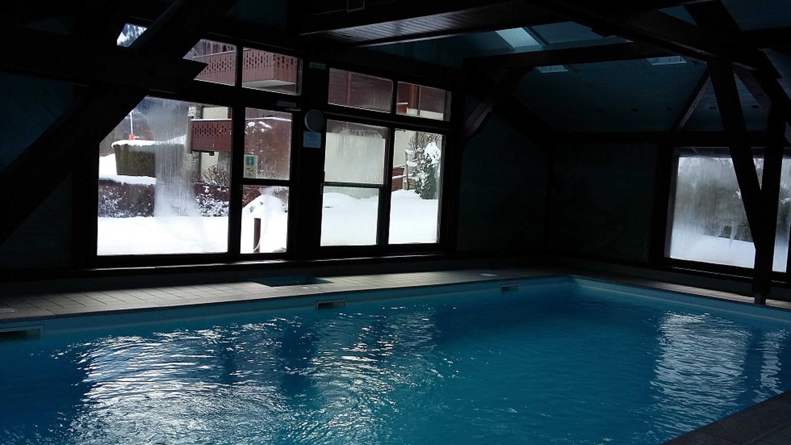 Ferienwohnung Wohnung mit einem Schlafzimmer in Les Houches mit toller Aussicht auf die Berge, Pool und  (2591443), Les Houches, Hochsavoyen, Rhône-Alpen, Frankreich, Bild 2