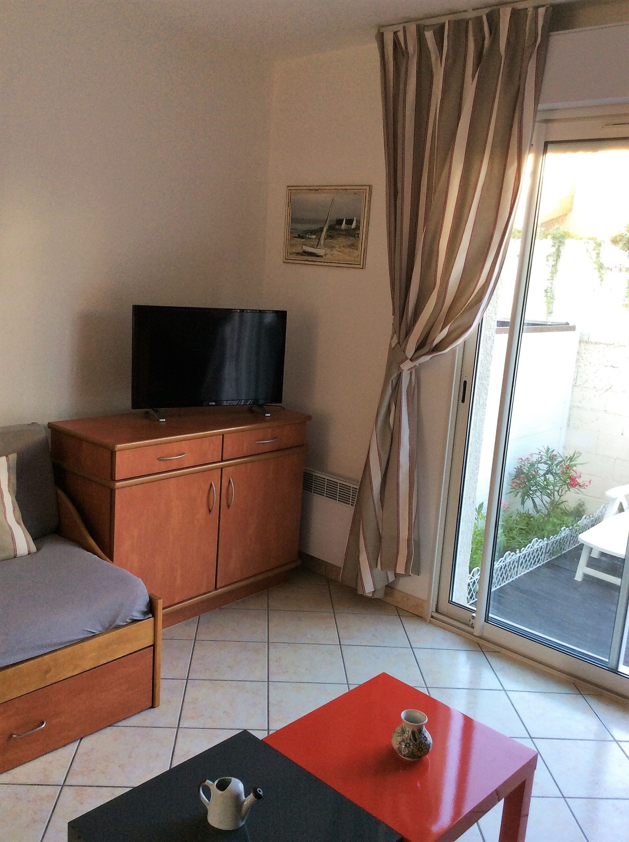 Ferienhaus Villa mit 2 Zimmern in Valras-Plage mit Pool und eingezäuntem Garten - 50 m vom Strand ent (2218190), Valras Plage, Mittelmeerküste Hérault, Languedoc-Roussillon, Frankreich, Bild 9