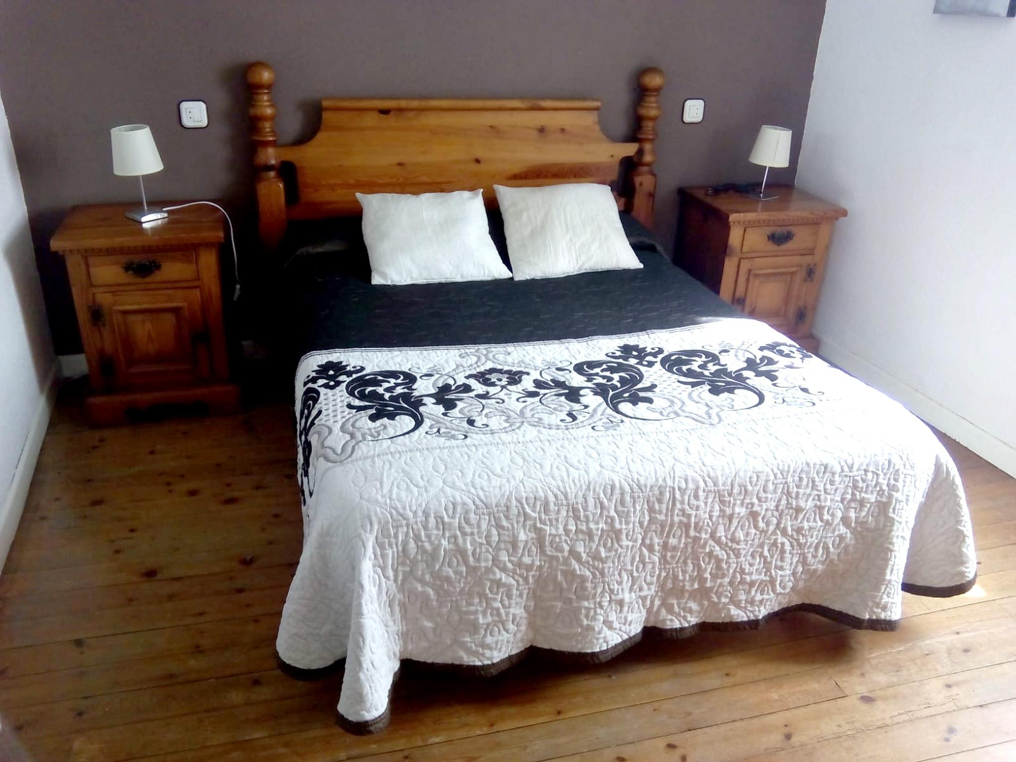 Ferienhaus Haus mit 4 Schlafzimmern in Valcarlos mit toller Aussicht auf die Berge und eingezäuntem G (2519329), Gañecoleta, , Navarra, Spanien, Bild 13