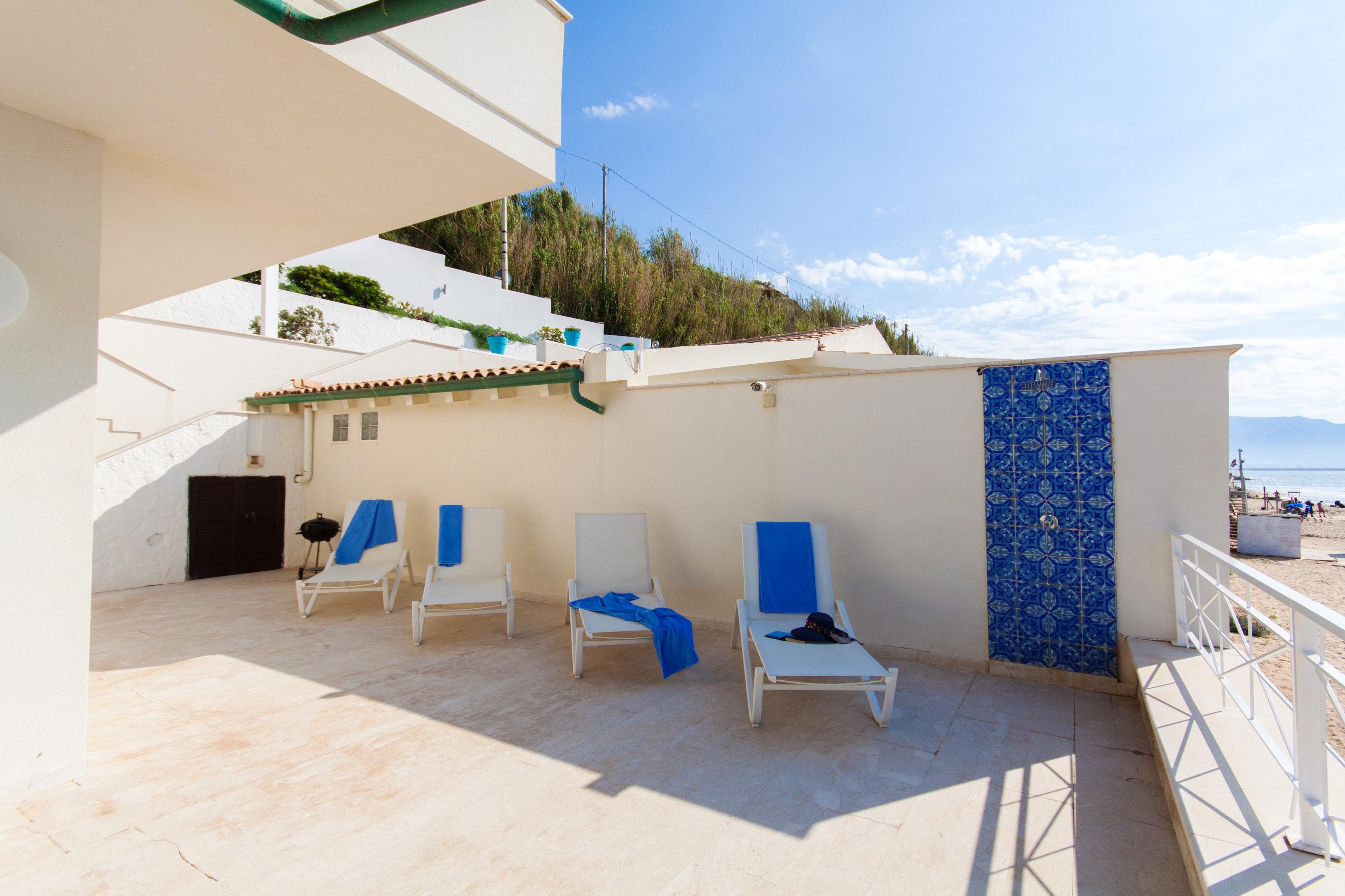 Holiday apartment Wohnung mit 4 Schlafzimmern in Piano di Trappeto mit herrlichem Meerblick, möblierter Terr (2236750), Balestrate, Palermo, Sicily, Italy, picture 6