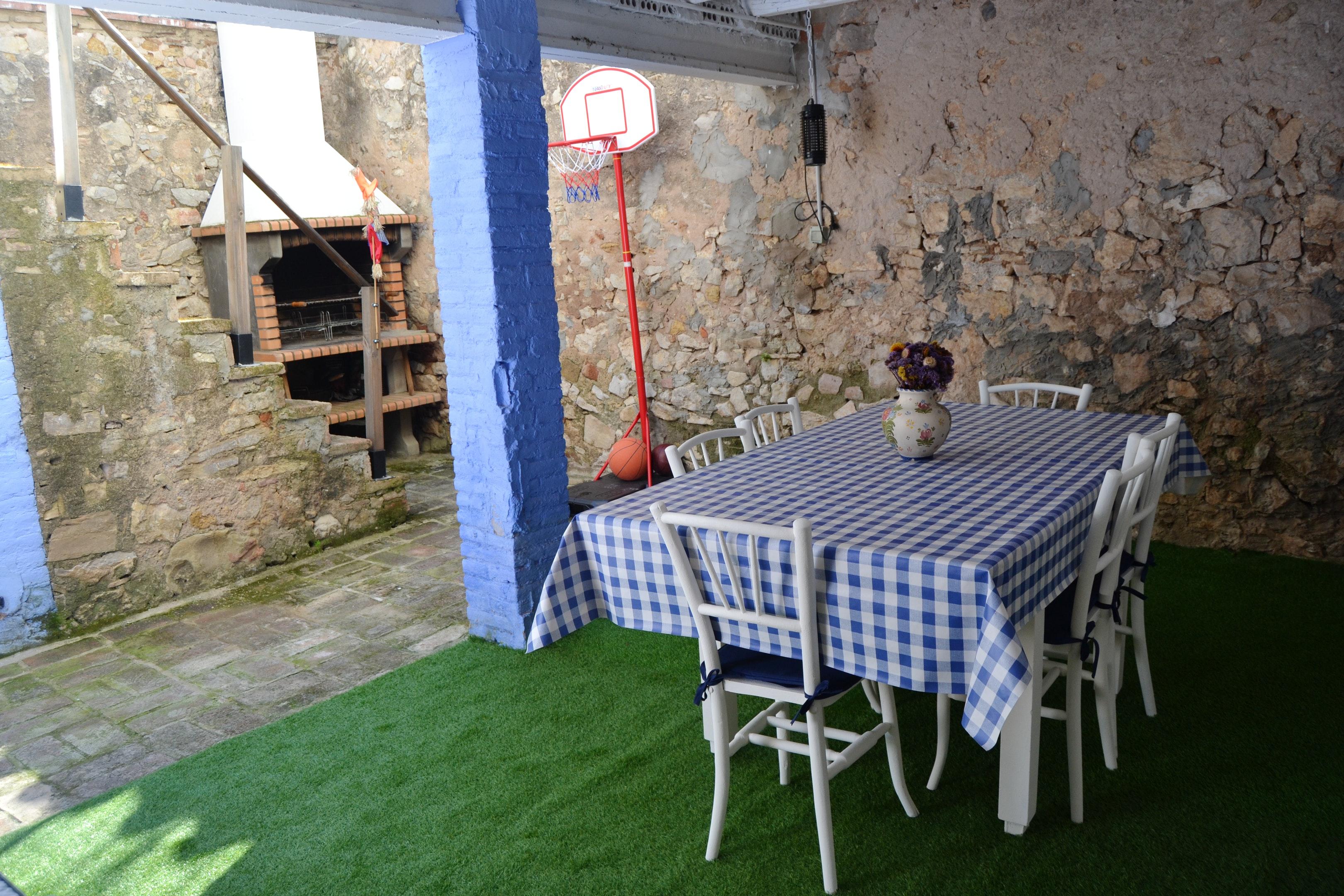 Ferienhaus Haus mit 4 Schlafzimmern in Sant Pere Sacarrera mit toller Aussicht auf die Berge, möblier (2217248), Sant Pere Sacarrera, Barcelona, Katalonien, Spanien, Bild 55
