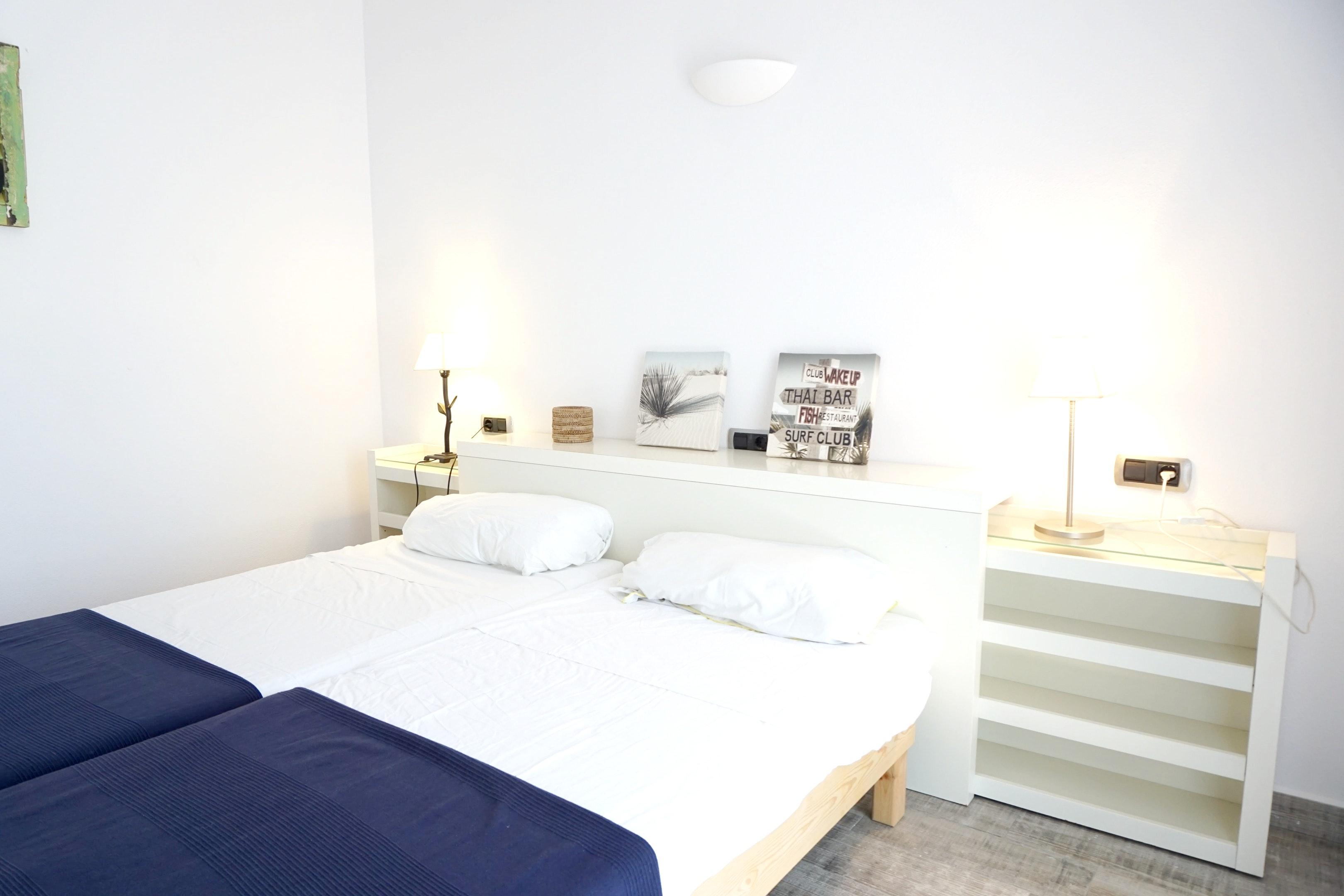 Maison de vacances Haus mit 2 Schlafzimmern in Platja de Migjorn mit möbliertem Garten und W-LAN - 500 m vom  (2401818), San Fernando, Formentera, Iles Baléares, Espagne, image 17
