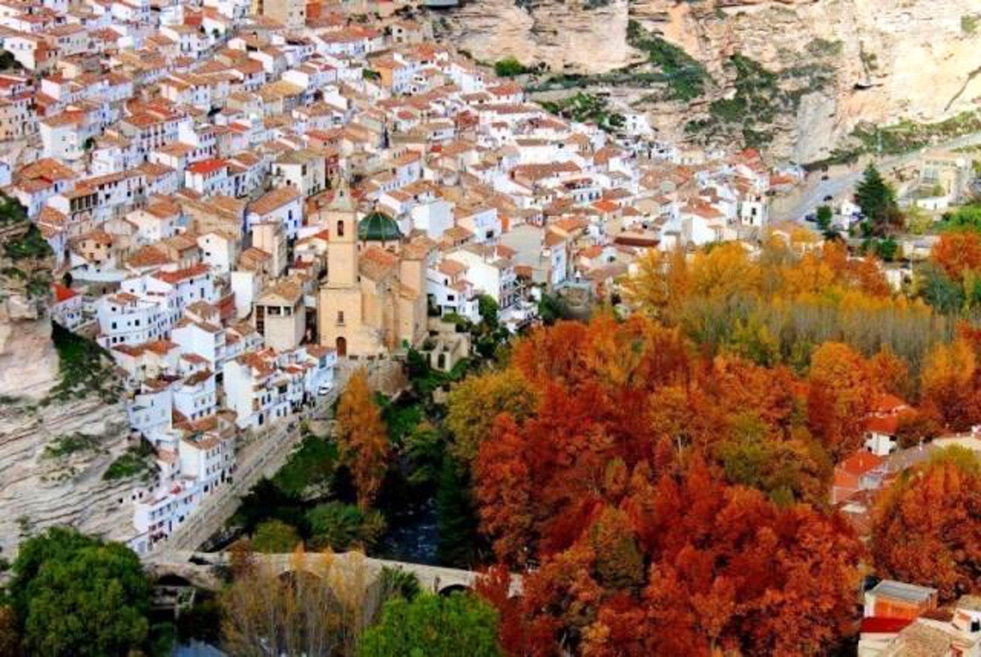 Ferienhaus Haus mit 5 Schlafzimmern in Casas del Cerro mit toller Aussicht auf die Berge und möbliert (2201517), Casas del Cerro, Albacete, Kastilien-La Mancha, Spanien, Bild 32