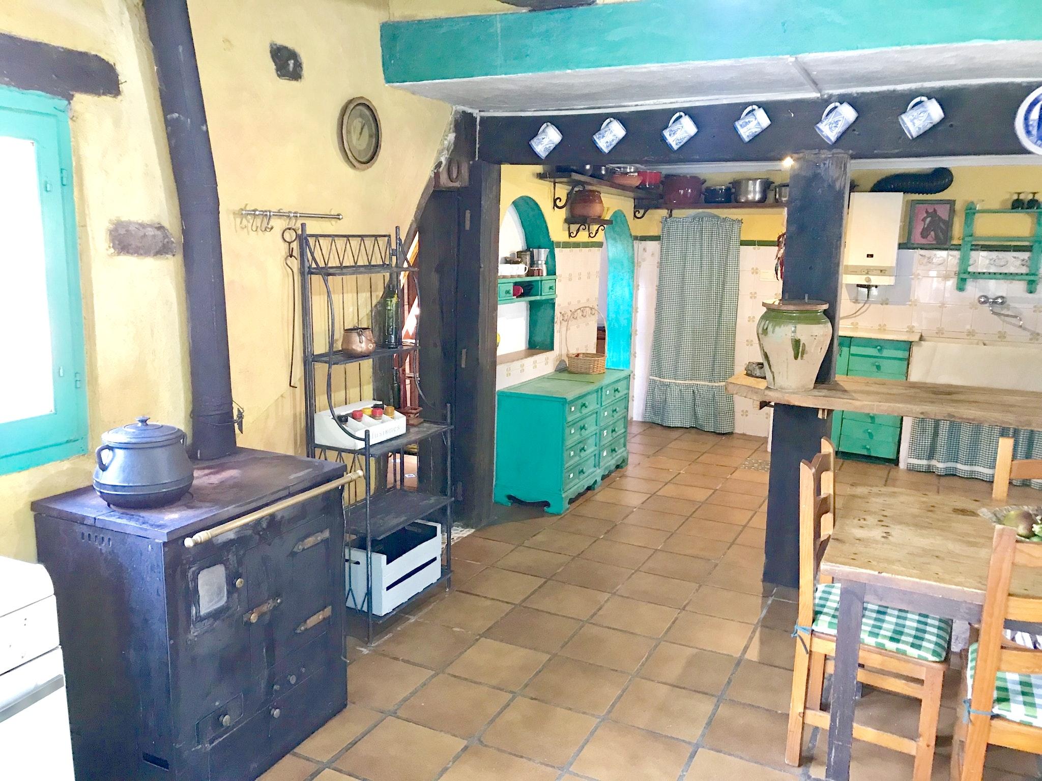 Maison de vacances Hütte mit 4 Schlafzimmern in Camarena de la Sierra mit toller Aussicht auf die Berge, priv (2474258), Camarena de la Sierra, Teruel, Aragon, Espagne, image 19