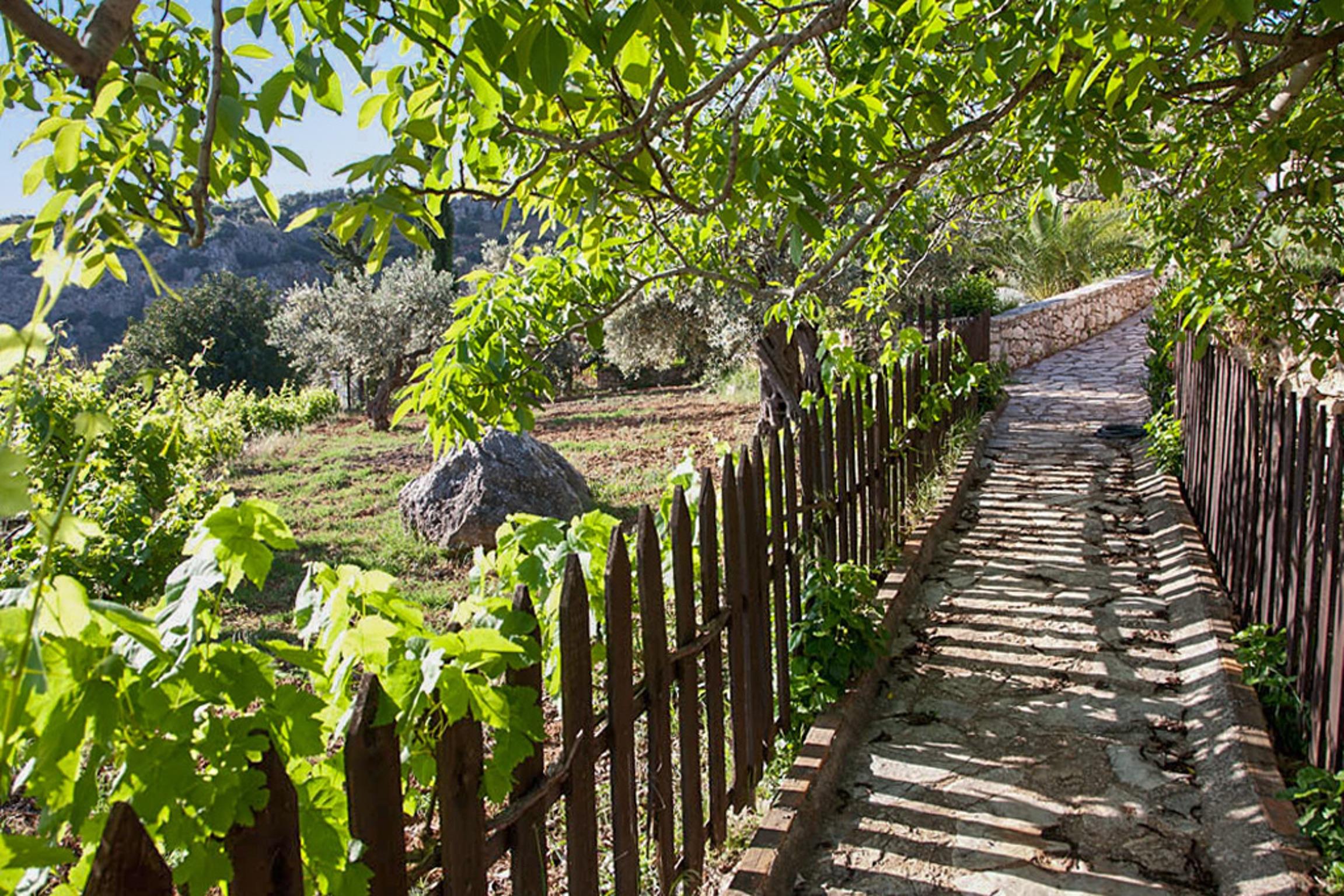 Ferienhaus Villa mit 6 Zimmern in Xiropigado mit herrlichem Meerblick, eingezäuntem Garten und W-LAN  (2201333), Xiropigado, , Peloponnes, Griechenland, Bild 34