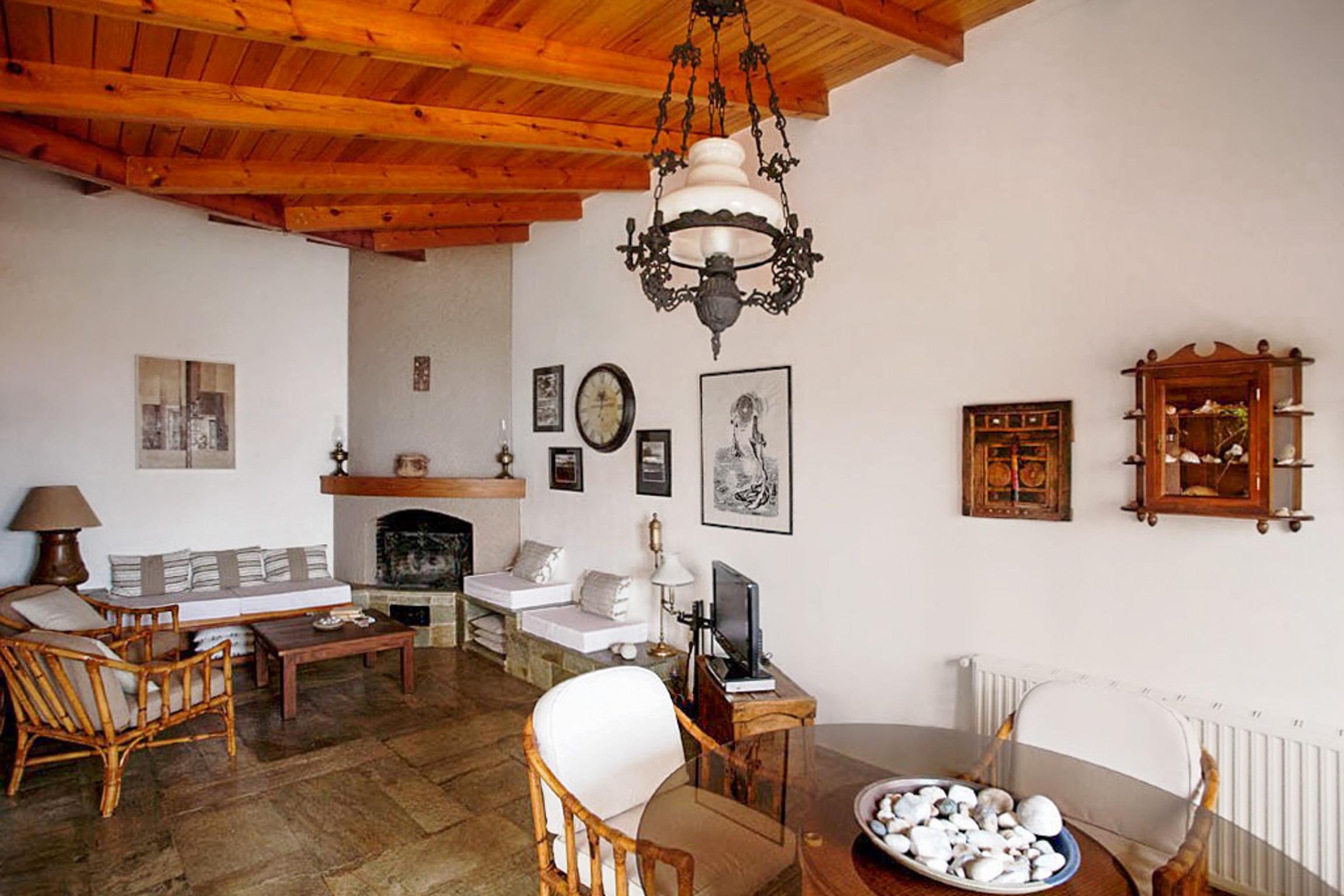Ferienhaus Villa mit 6 Zimmern in Xiropigado mit herrlichem Meerblick, eingezäuntem Garten und W-LAN  (2201333), Xiropigado, , Peloponnes, Griechenland, Bild 10