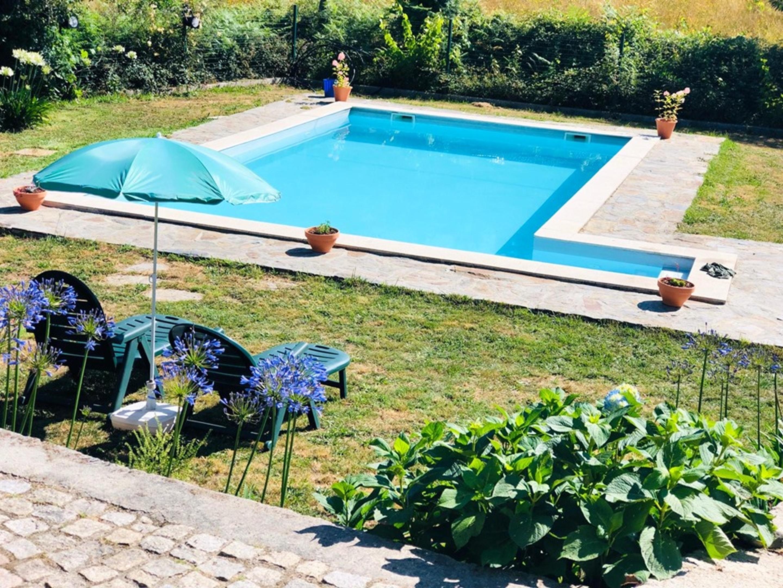 Haus mit einem Schlafzimmer in Águeda mit Pool Balkon und W LAN 55 km vom Strand entfernt