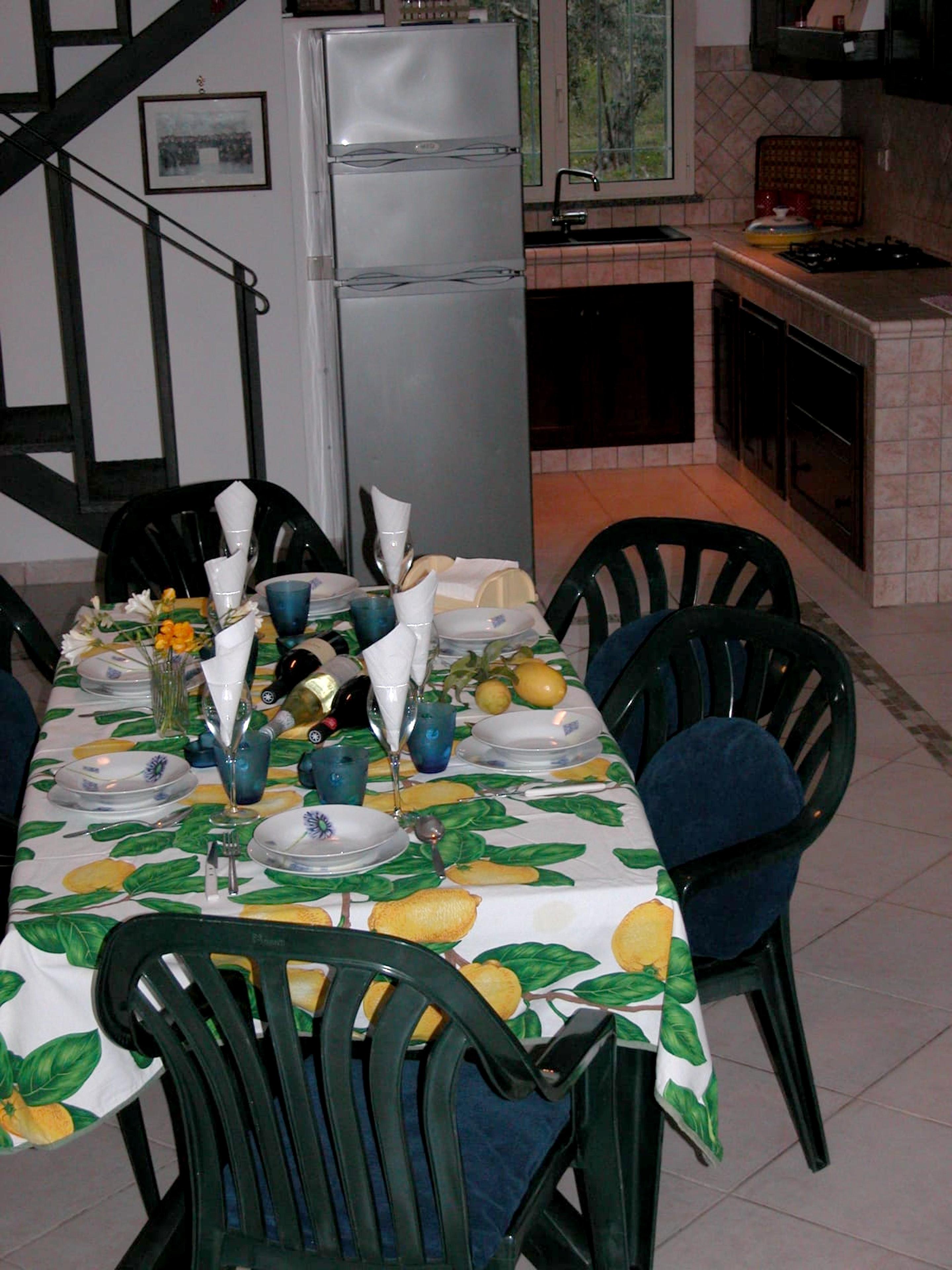 Maison de vacances Haus mit 3 Schlafzimmern in Menfi mit herrlichem Meerblick und eingezäuntem Garten - 1 km  (2707873), Menfi, Agrigento, Sicile, Italie, image 10