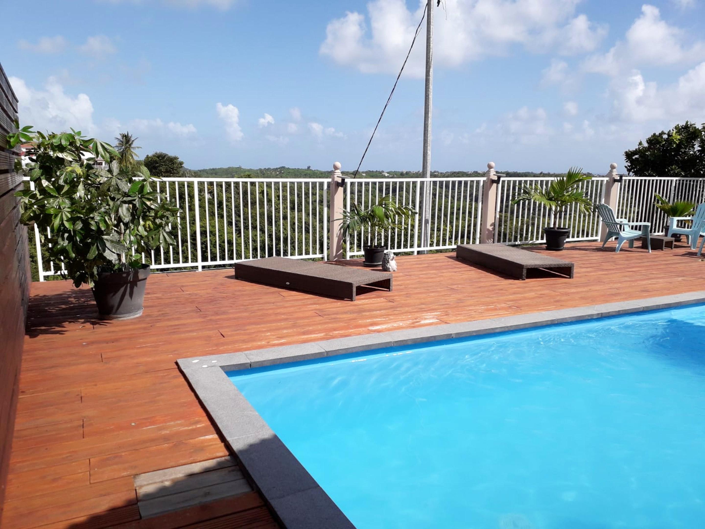Villa mit 3 Schlafzimmern in Le Gosier mit herrlic Villa in Guadeloupe