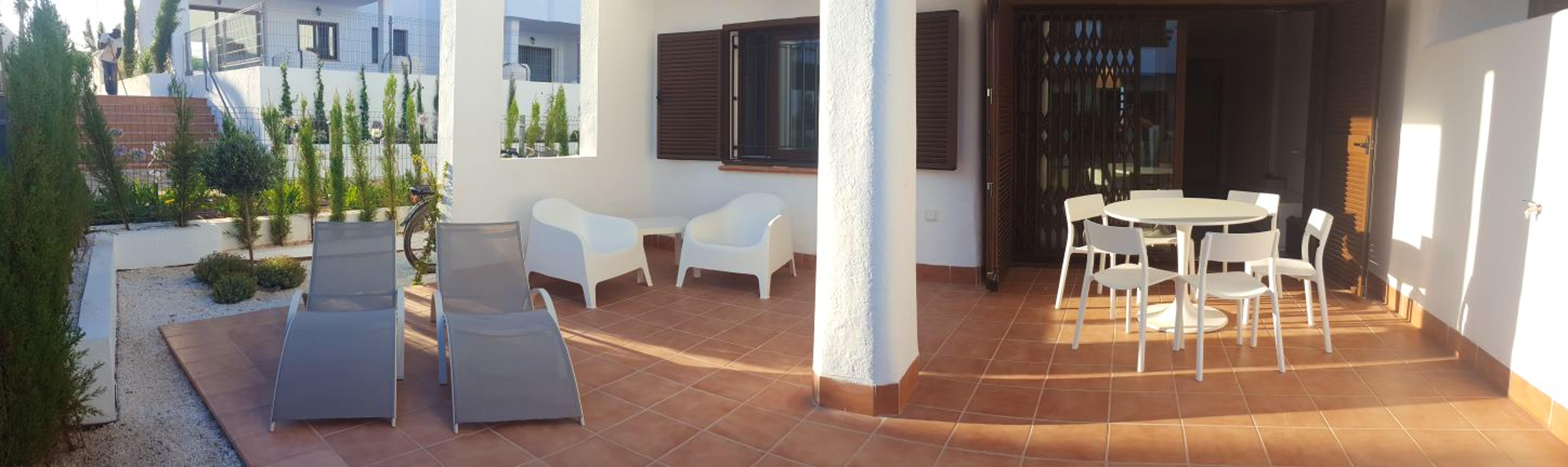 Ferienwohnung Wohnung mit 2 Schlafzimmern in San Juan de los Terreros mit herrlichem Meerblick, Pool, ei (2372661), San Juan de los Terreros, Costa de Almeria, Andalusien, Spanien, Bild 16