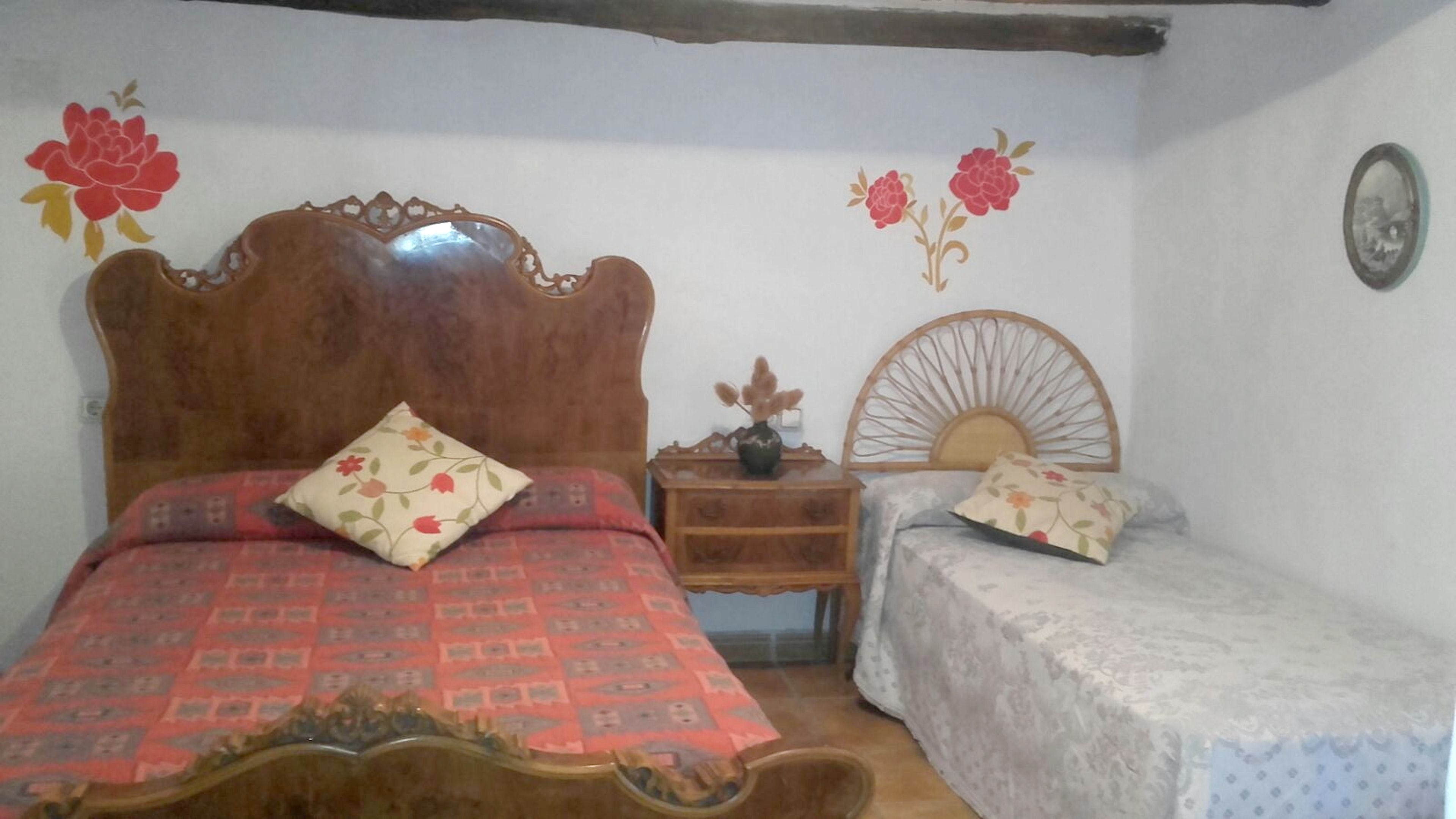 Ferienhaus Haus mit 5 Schlafzimmern in Casas del Cerro mit toller Aussicht auf die Berge und möbliert (2201517), Casas del Cerro, Albacete, Kastilien-La Mancha, Spanien, Bild 21