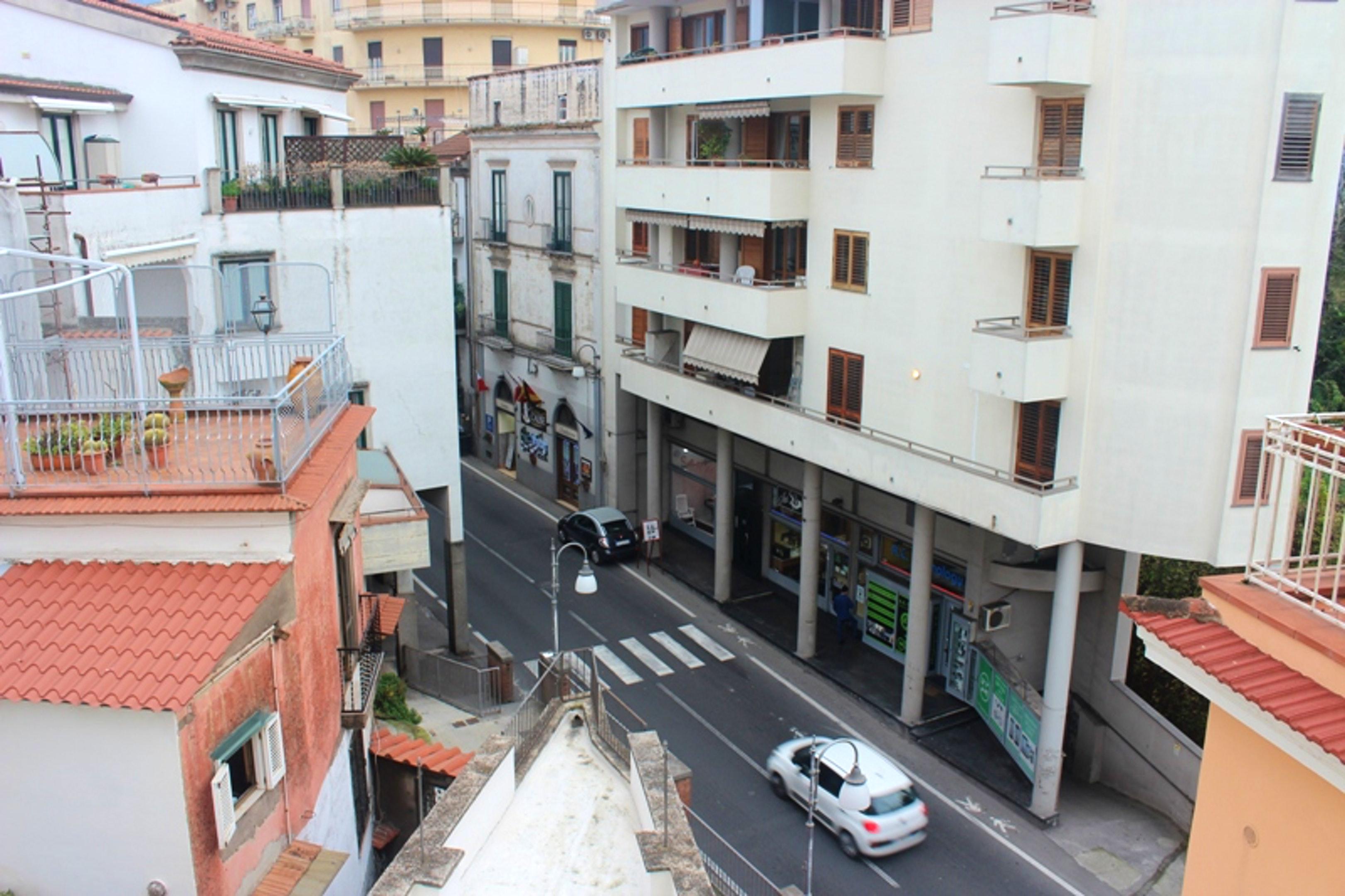 Ferienwohnung Wohnung mit einem Schlafzimmer in Sant'Agnello mit schöner Aussicht auf die Stadt, möblier (2791793), Sant'Agnello, Amalfiküste, Kampanien, Italien, Bild 17