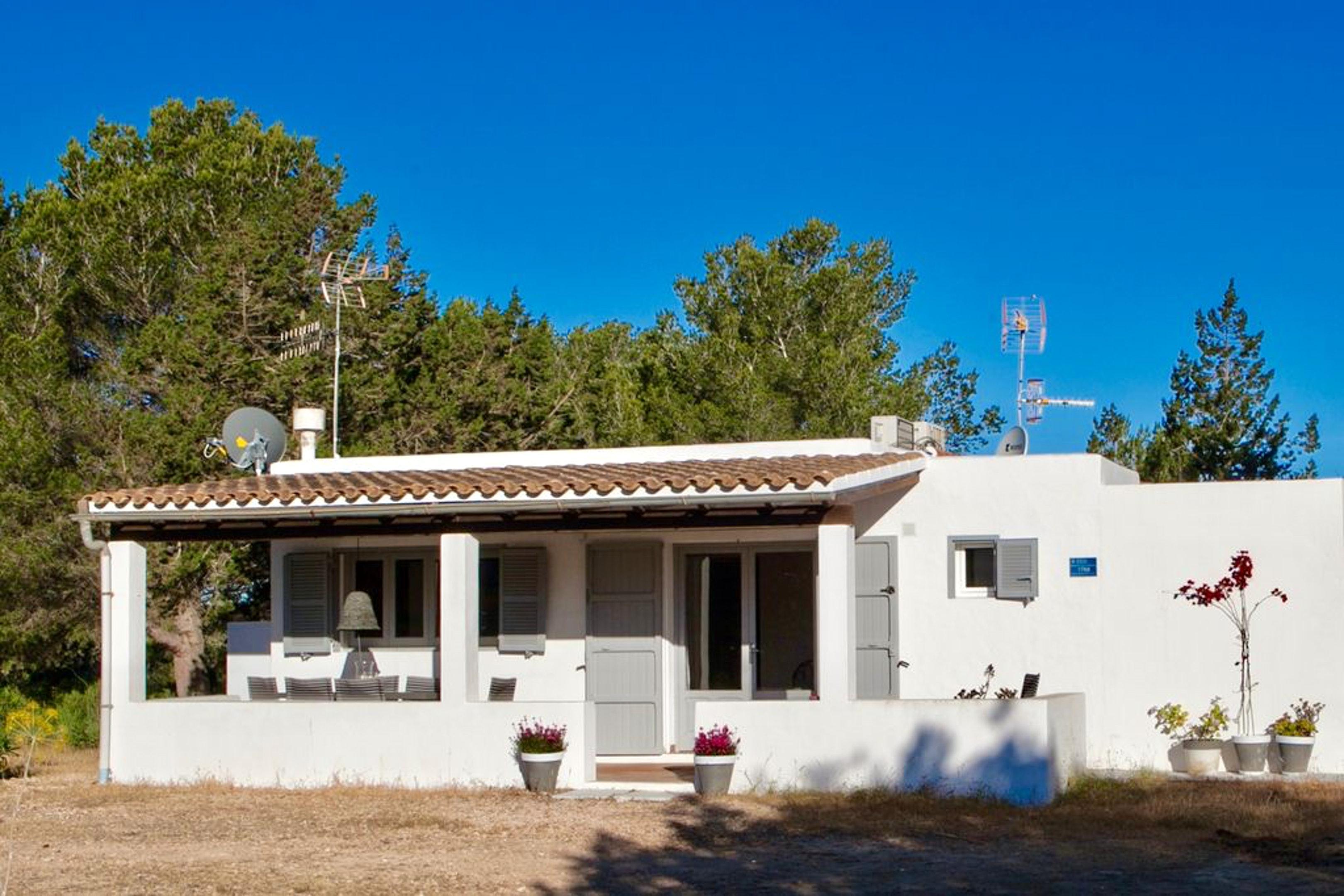 Maison de vacances Haus mit 3 Schlafzimmern in Formentera mit eingezäuntem Garten und W-LAN - 5 km vom Strand (2620580), San Francisco Javier, Formentera, Iles Baléares, Espagne, image 1