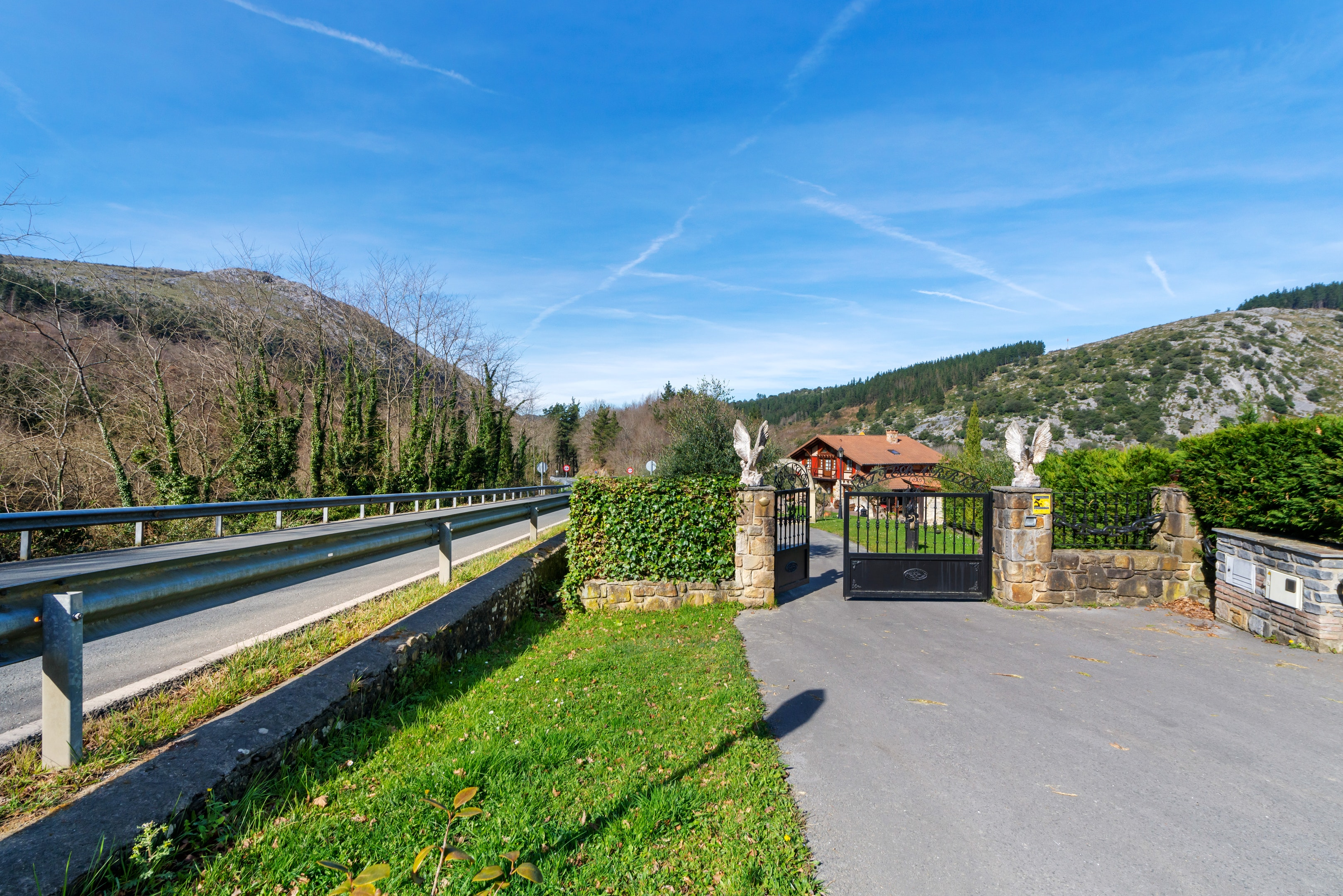 Ferienhaus Villa mit 6 Schlafzimmern in Bizkaia mit privatem Pool und möblierter Terrasse (2519370), Dima, Bizkaia, Baskenland, Spanien, Bild 15