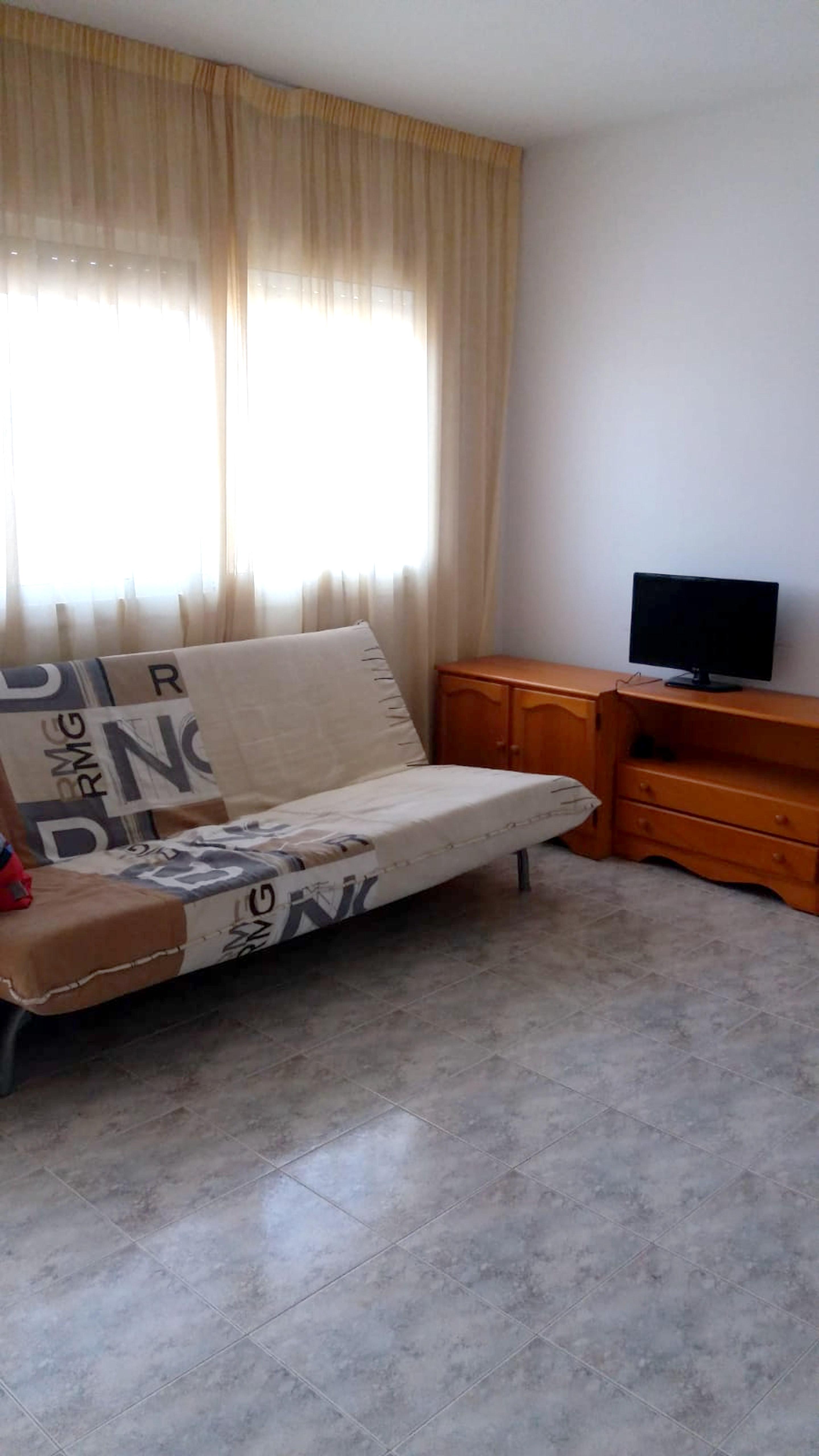 Ferienwohnung Wohnung mit einem Schlafzimmer in L'Eucaliptus mit herrlichem Meerblick, Pool und möbliert (2616465), L'Eucaliptus, Tarragona, Katalonien, Spanien, Bild 13