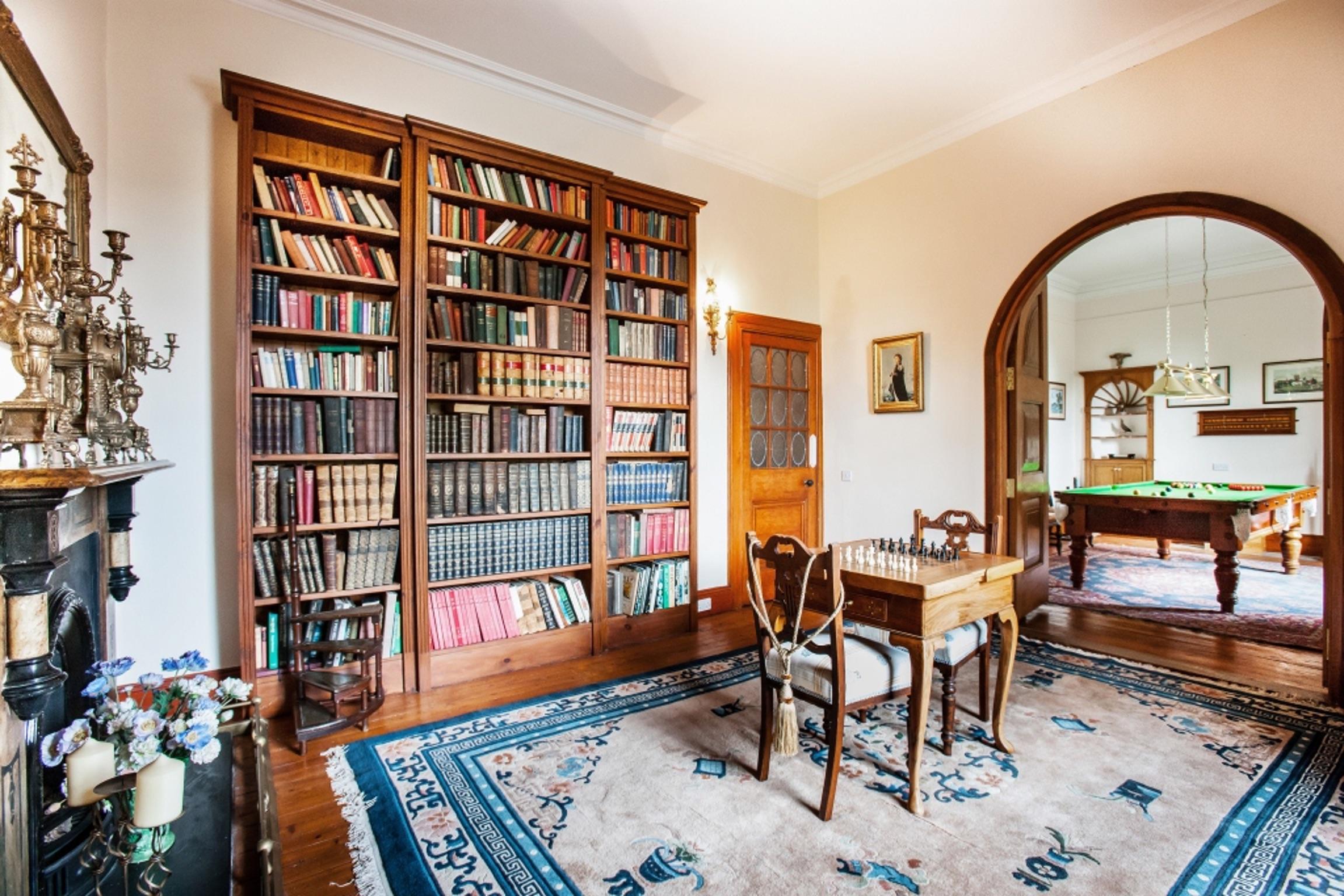 Holiday house Viktorianisches Herrenhaus in Schottland mit sieben Schlafzimmern, riesigem Garten und Par (2202064), Moffat, Southern Scotland, Scotland, United Kingdom, picture 9