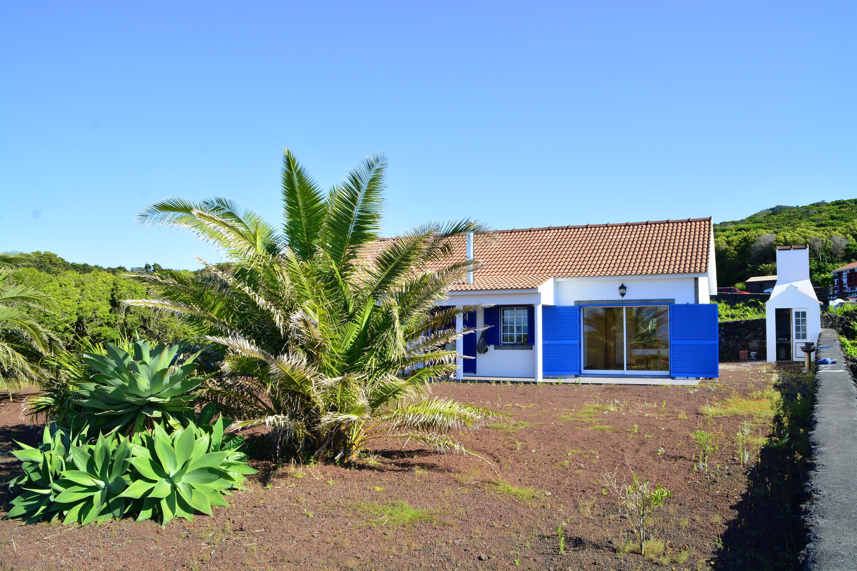 Ferienhaus Haus mit 2 Schlafzimmern in Baixa mit herrlichem Meerblick und eingezäuntem Garten (2202753), Baixa, Pico, Azoren, Portugal, Bild 4