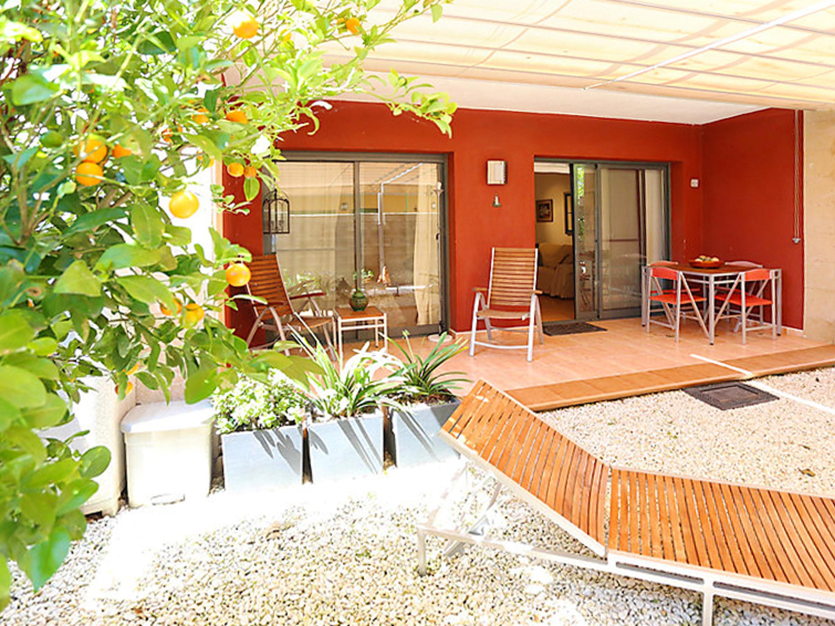 Ferienwohnung Wohnung mit einem Schlafzimmer in L'Eucaliptus mit möblierter Terrasse - 100 m vom Strand  (2201643), L'Eucaliptus, Tarragona, Katalonien, Spanien, Bild 2