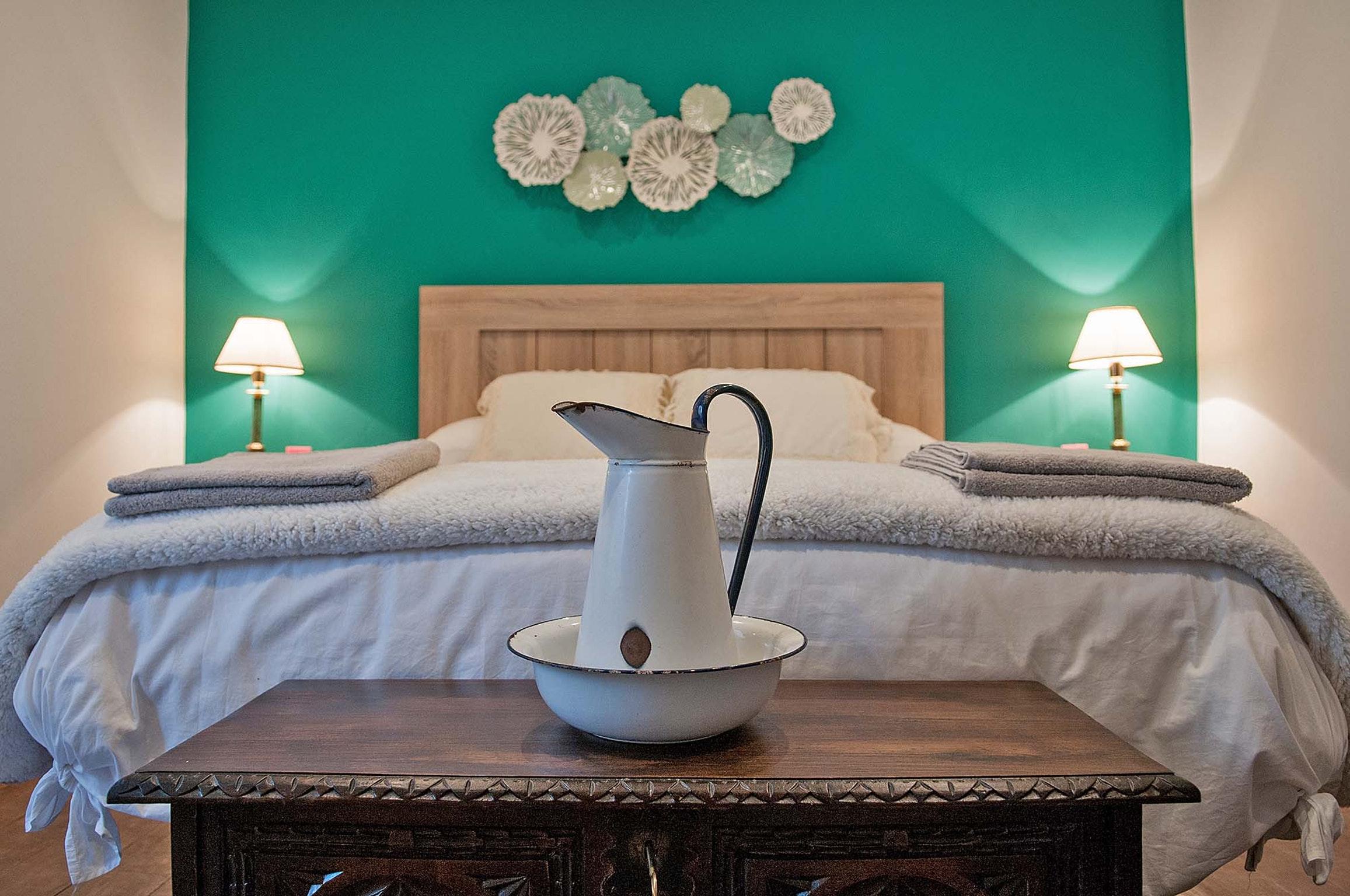Ferienhaus Haus mit 5 Schlafzimmern in Baráibar mit toller Aussicht auf die Berge, möbliertem Garten  (2541138), Baraibar, , Navarra, Spanien, Bild 9