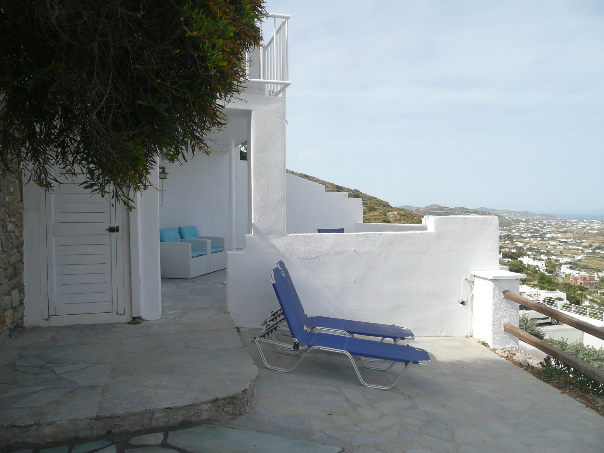 Ferienhaus Villa im Kykladen-Stil auf Paros (Griechenland), mit 2 Schlafzimmern, Gemeinschaftspool &  (2201782), Paros, Paros, Kykladen, Griechenland, Bild 18