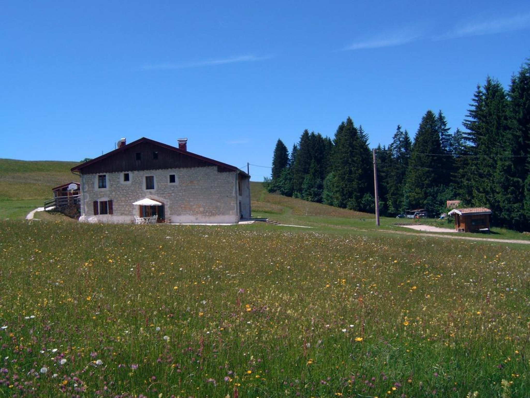 Maison de vacances Haus mit einem Schlafzimmer in Septmoncel mit toller Aussicht auf die Berge, möbliertem Ga (2557372), Septmoncel, Jura, Franche-Comté, France, image 8
