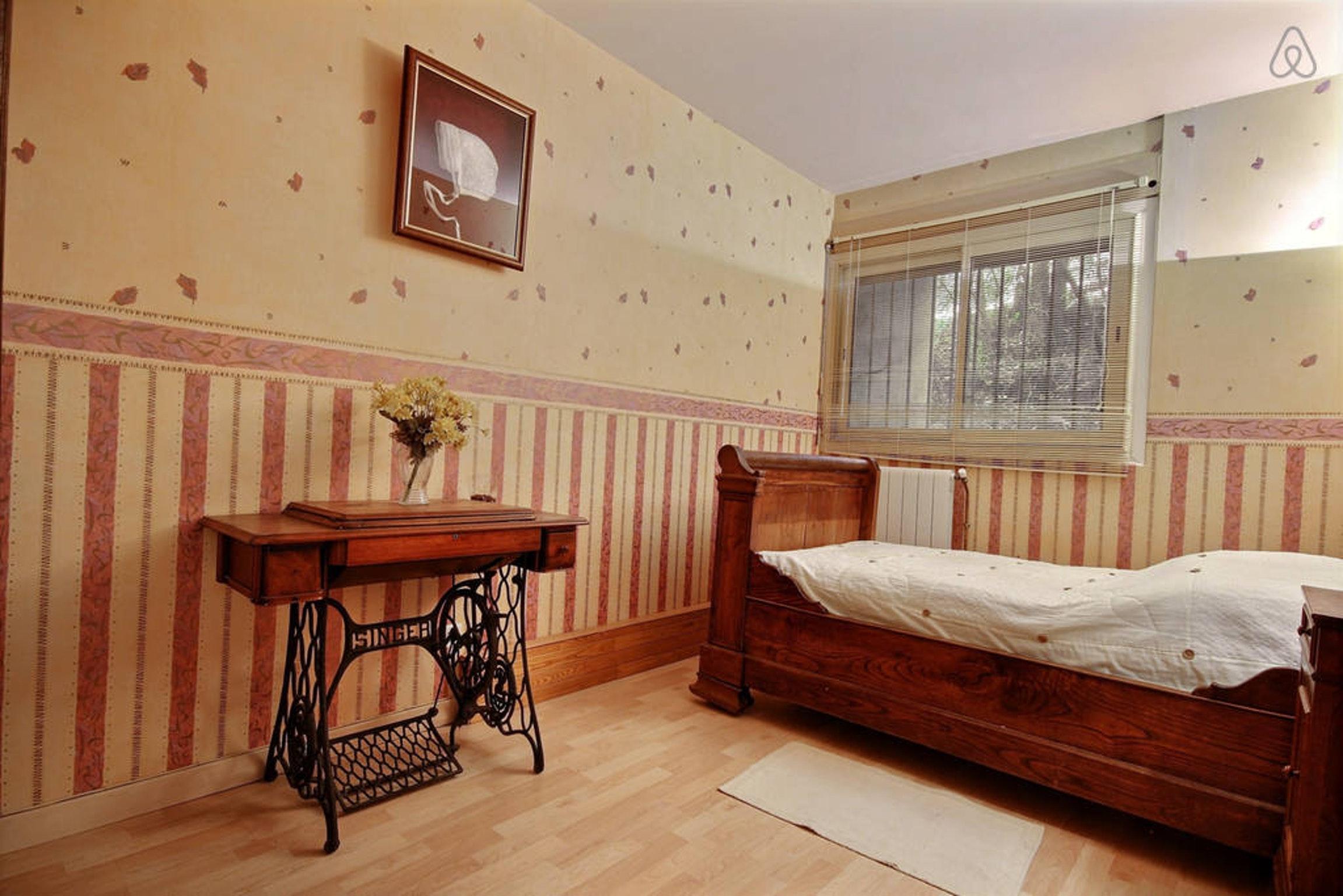 Ferienwohnung Wohnung mit 2 Zimmern in Montpellier mit möblierter Terrasse und W-LAN - 15 km vom Strand  (2351209), Montpellier, Mittelmeerküste Hérault, Languedoc-Roussillon, Frankreich, Bild 10