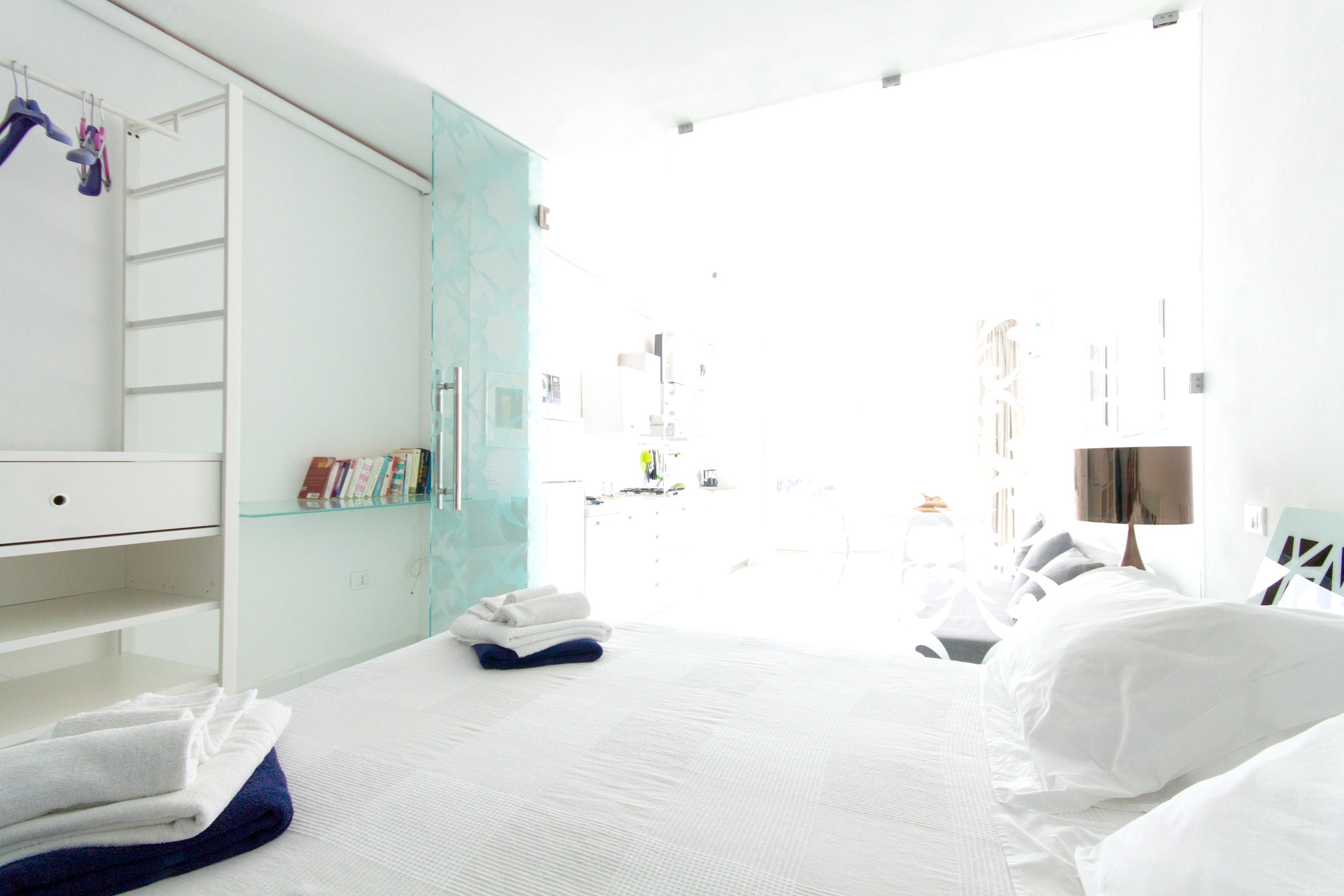 Holiday apartment Wohnung mit einem Schlafzimmer in Piano di Trappeto mit herrlichem Meerblick, möblierter T (2236749), Balestrate, Palermo, Sicily, Italy, picture 12