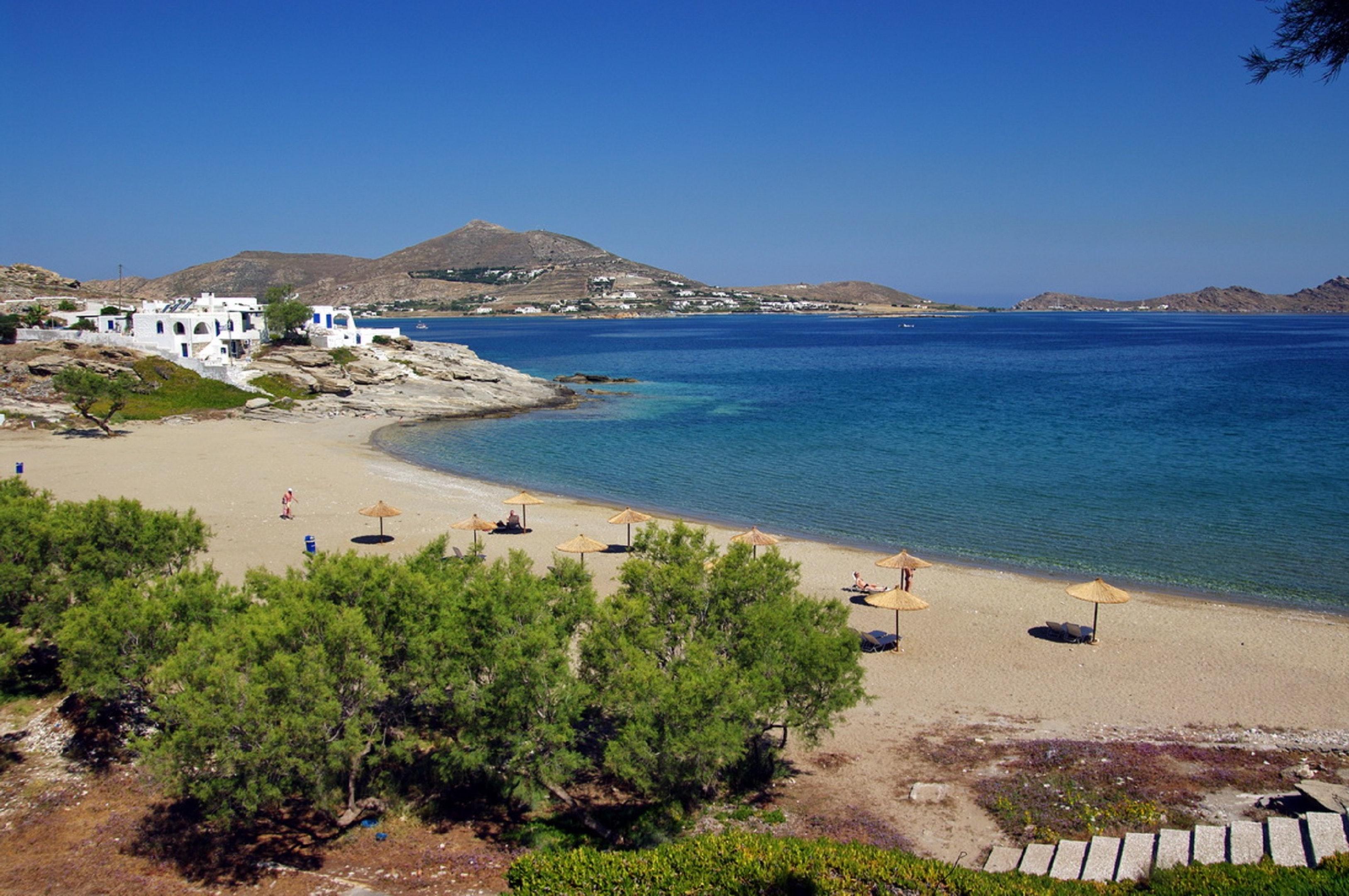 Holiday house Villa mit 2 Schlafzimmern in Paros mit herrlichem Meerblick, Pool, Terrasse (2201782), Paros, Paros, Cyclades, Greece, picture 21