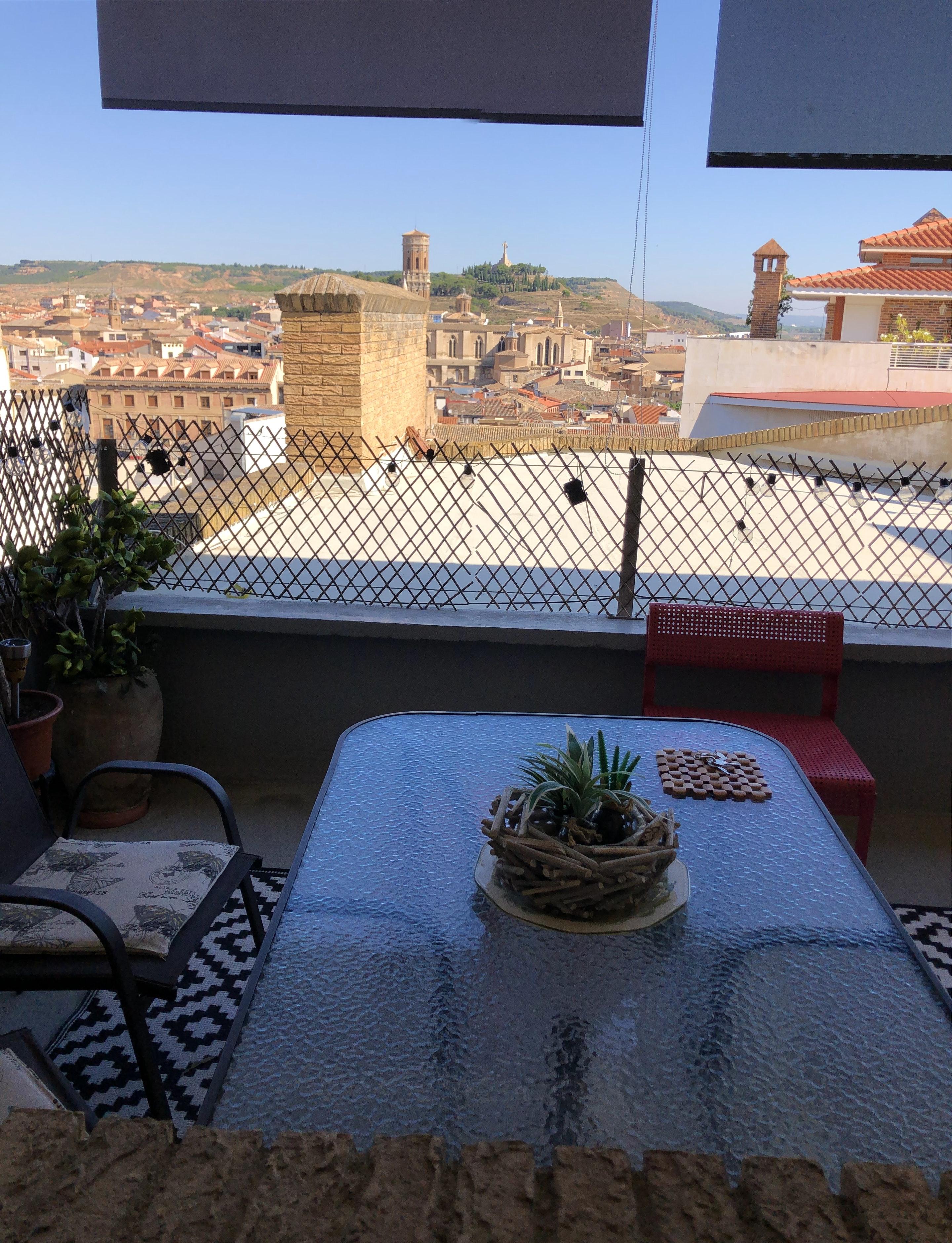 Ferienwohnung Wohnung mit 2 Schlafzimmern in Tudela mit schöner Aussicht auf die Stadt, möblierter Terra (2708241), Tudela, , Navarra, Spanien, Bild 48