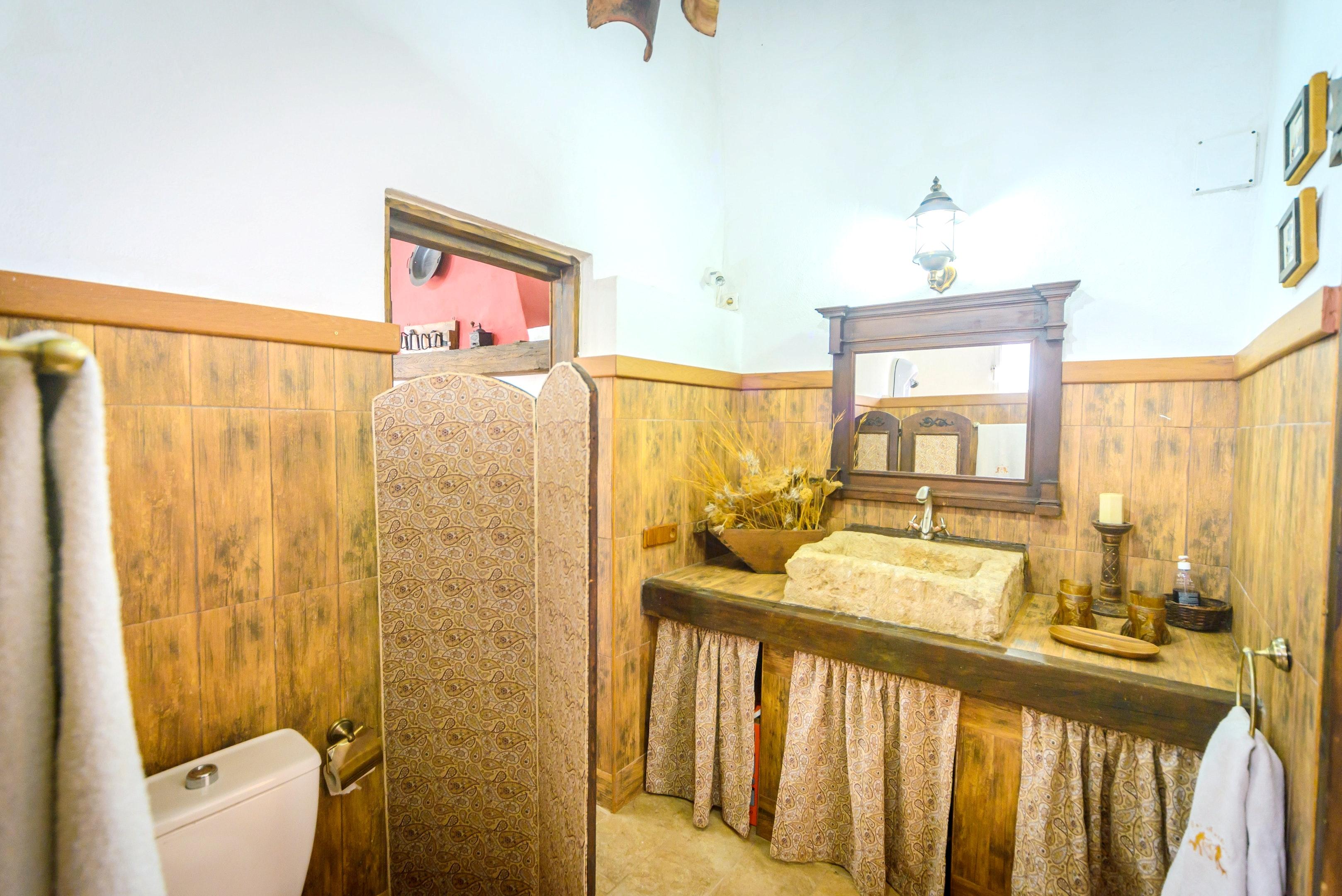 Ferienhaus Villa mit 3 Schlafzimmern in Peñaflor mit privatem Pool, eingezäuntem Garten und W-LAN (2208249), Peñaflor, Sevilla, Andalusien, Spanien, Bild 24