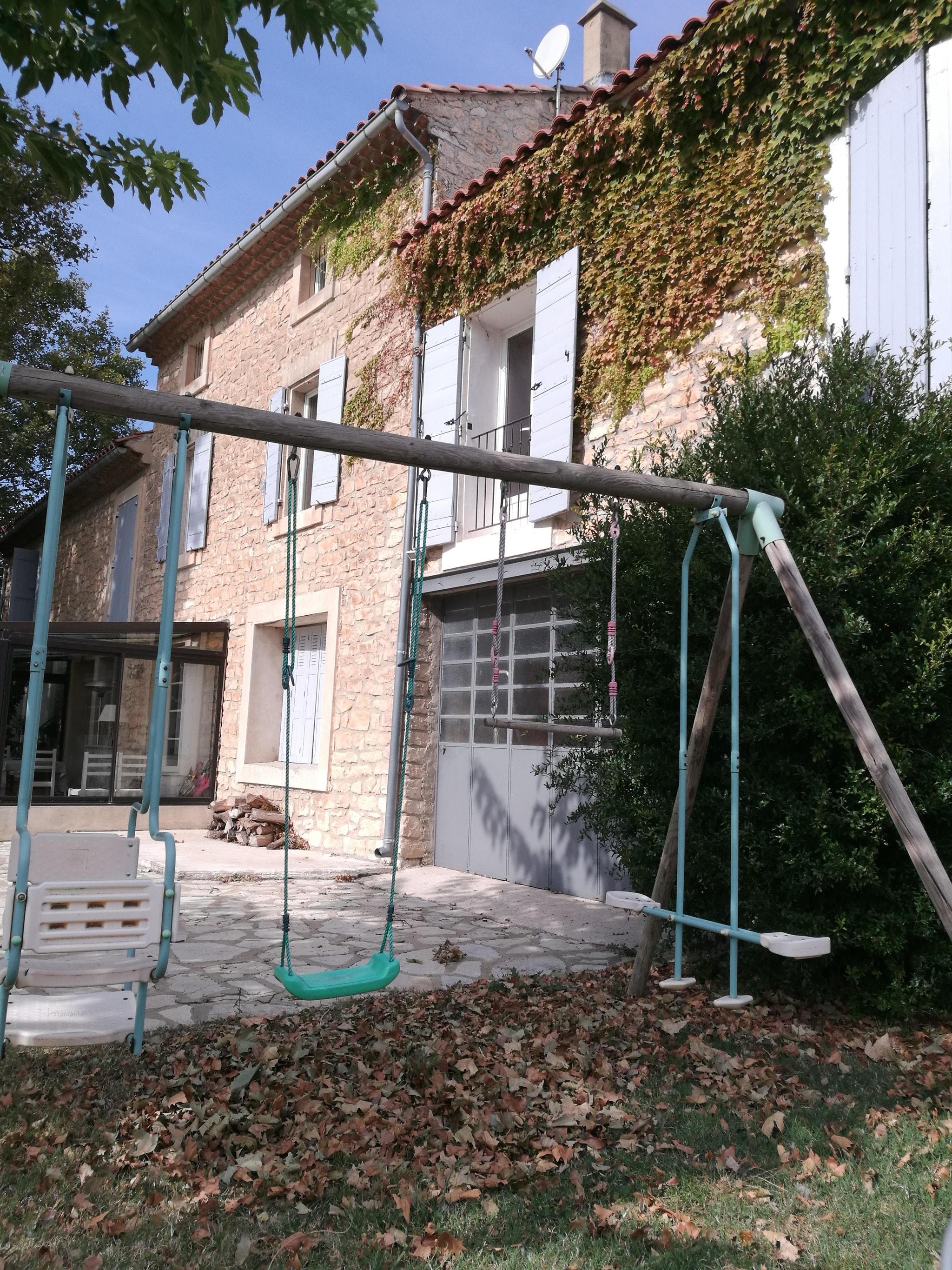 Ferienhaus Haus mit 6 Schlafzimmern in Pernes-les-Fontaines mit privatem Pool, möbliertem Garten und  (2377414), Pernes les Fontaines, Saône-et-Loire, Burgund, Frankreich, Bild 34