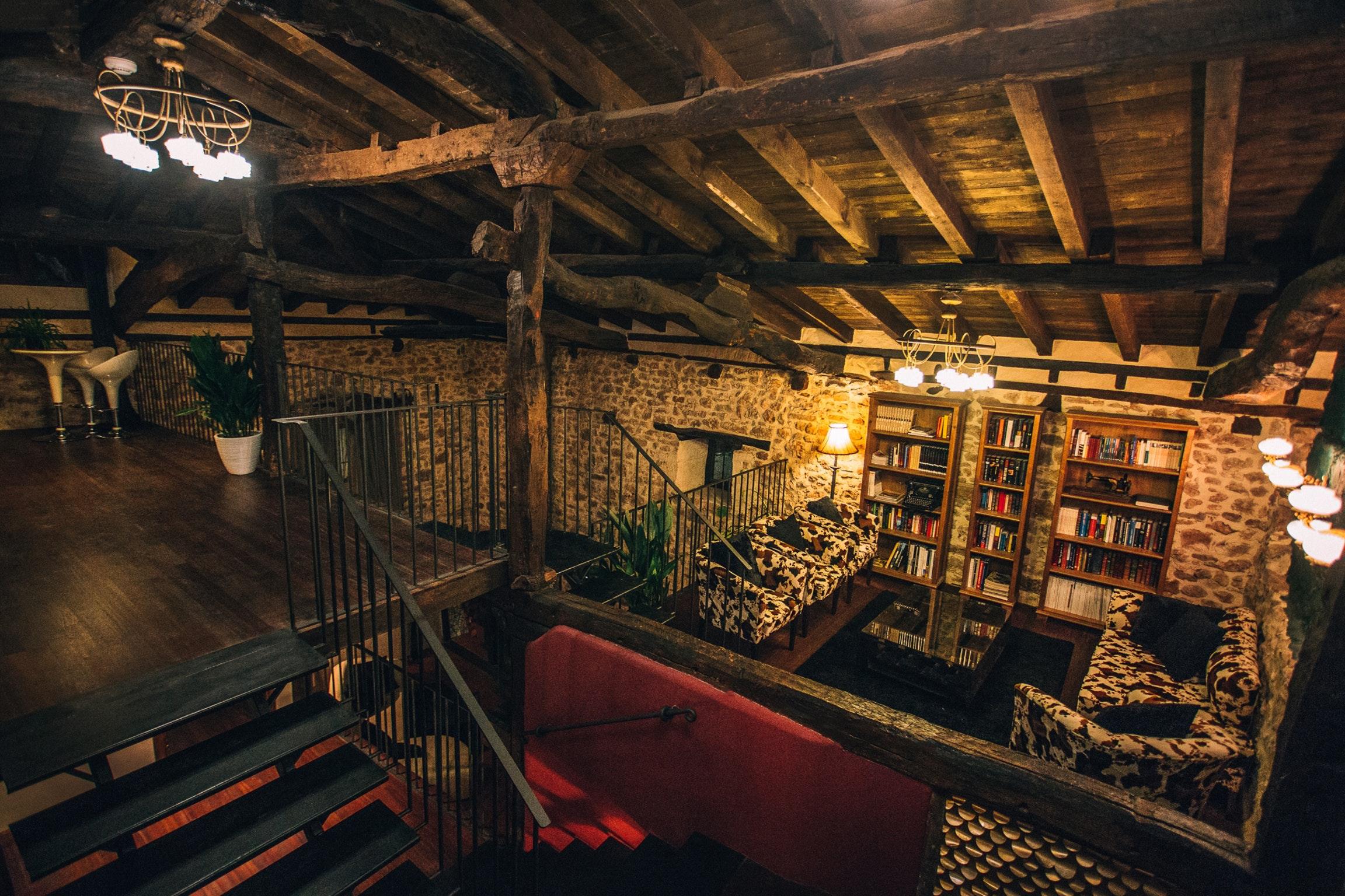 Ferienhaus Haus mit 5 Zimmern in Fuenteodra mit toller Aussicht auf die Berge, eingezäuntem Garten un (2211142), Fuenteodra, Burgos, Kastilien-León, Spanien, Bild 48